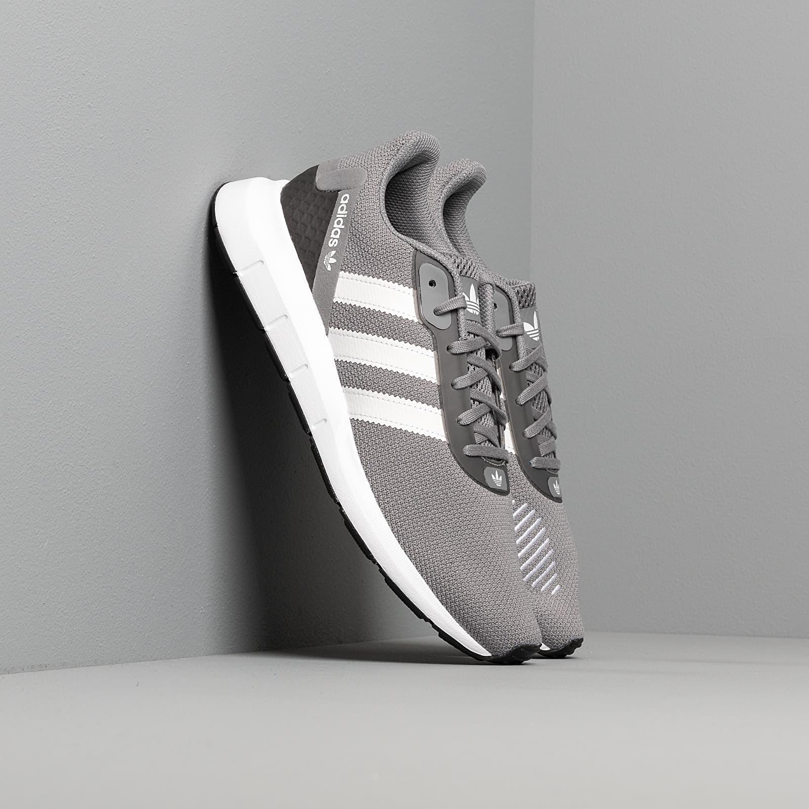 Pánske tenisky a topánky adidas Swift Run Rf Grey Three/ Ftw White/ Core Black