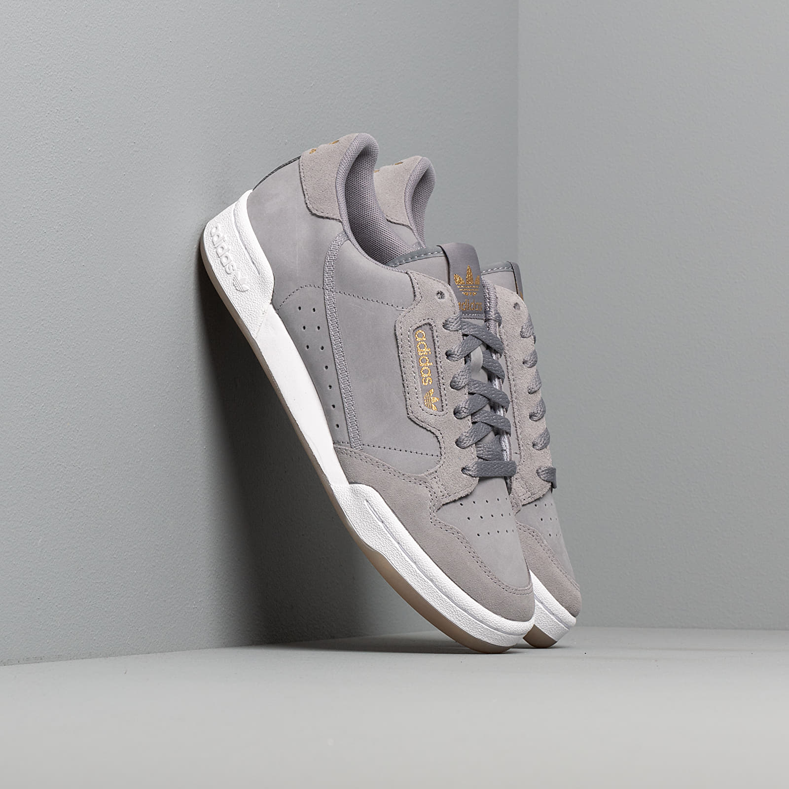 Zapatillas mujer adidas Continental 80 W Grey Three/ Sesame/ Ftw White
