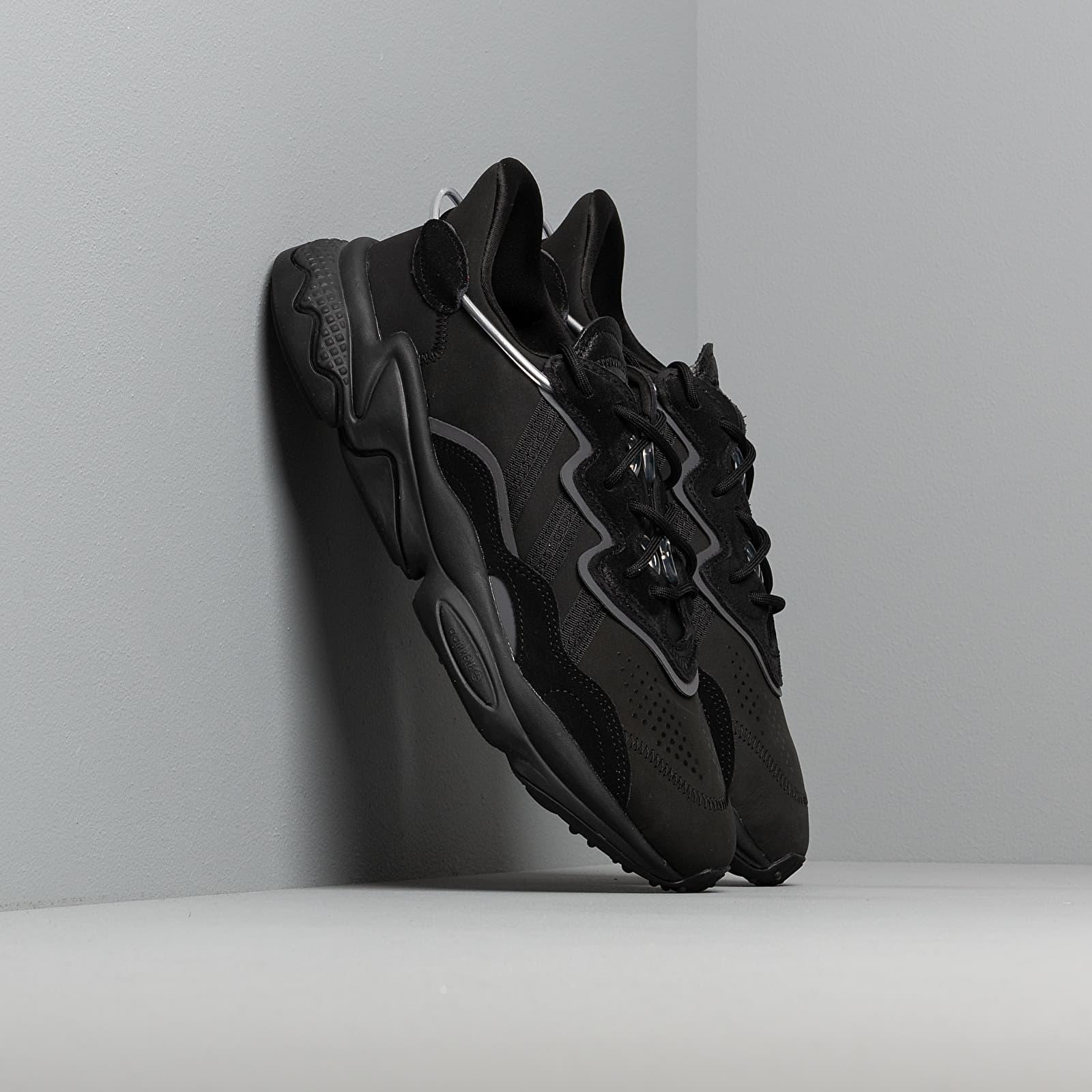Buty męskie adidas Ozweego Core Black/ Core Black/ Night Metalic