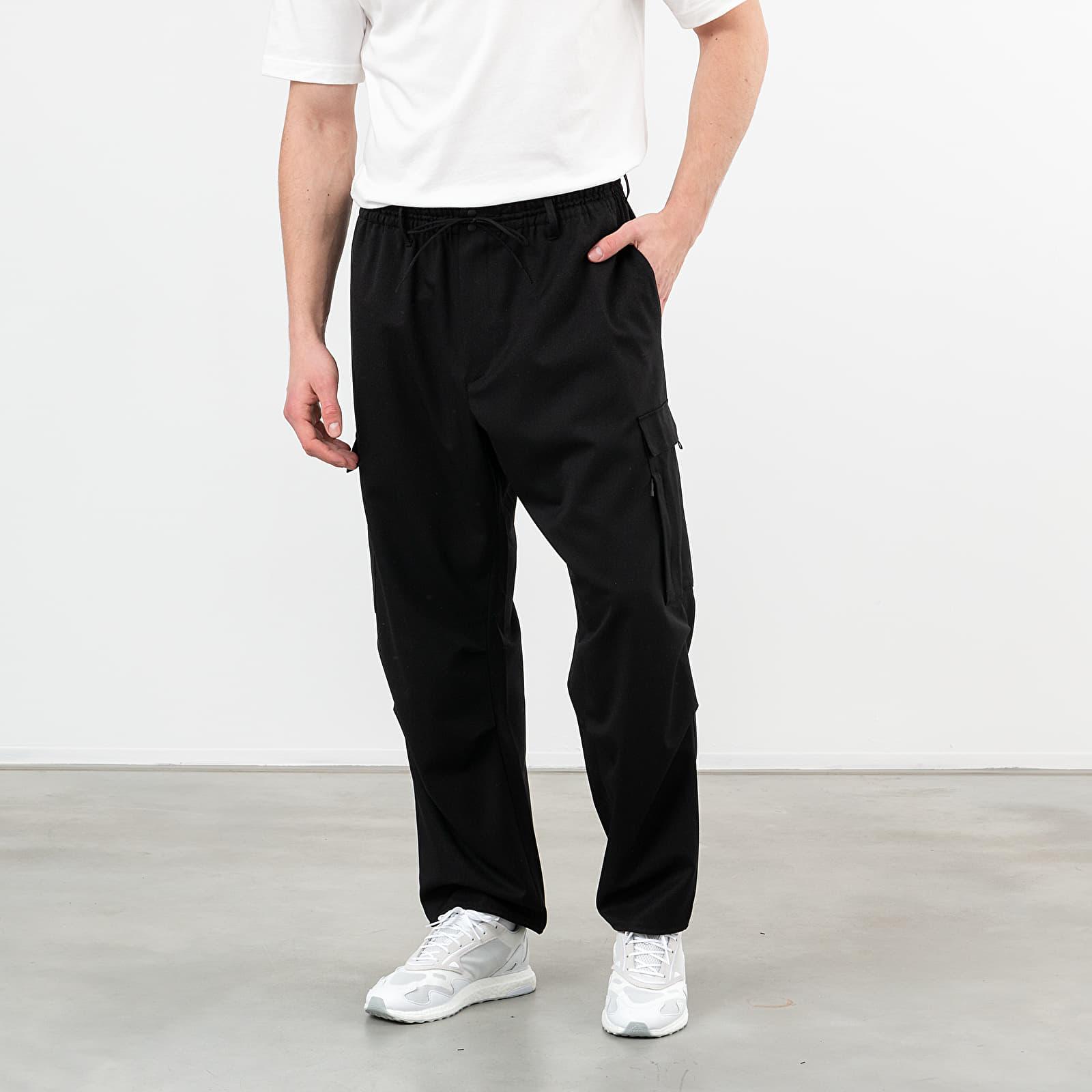 Džíny a kalhoty Y-3 CL Cargo Pants Black