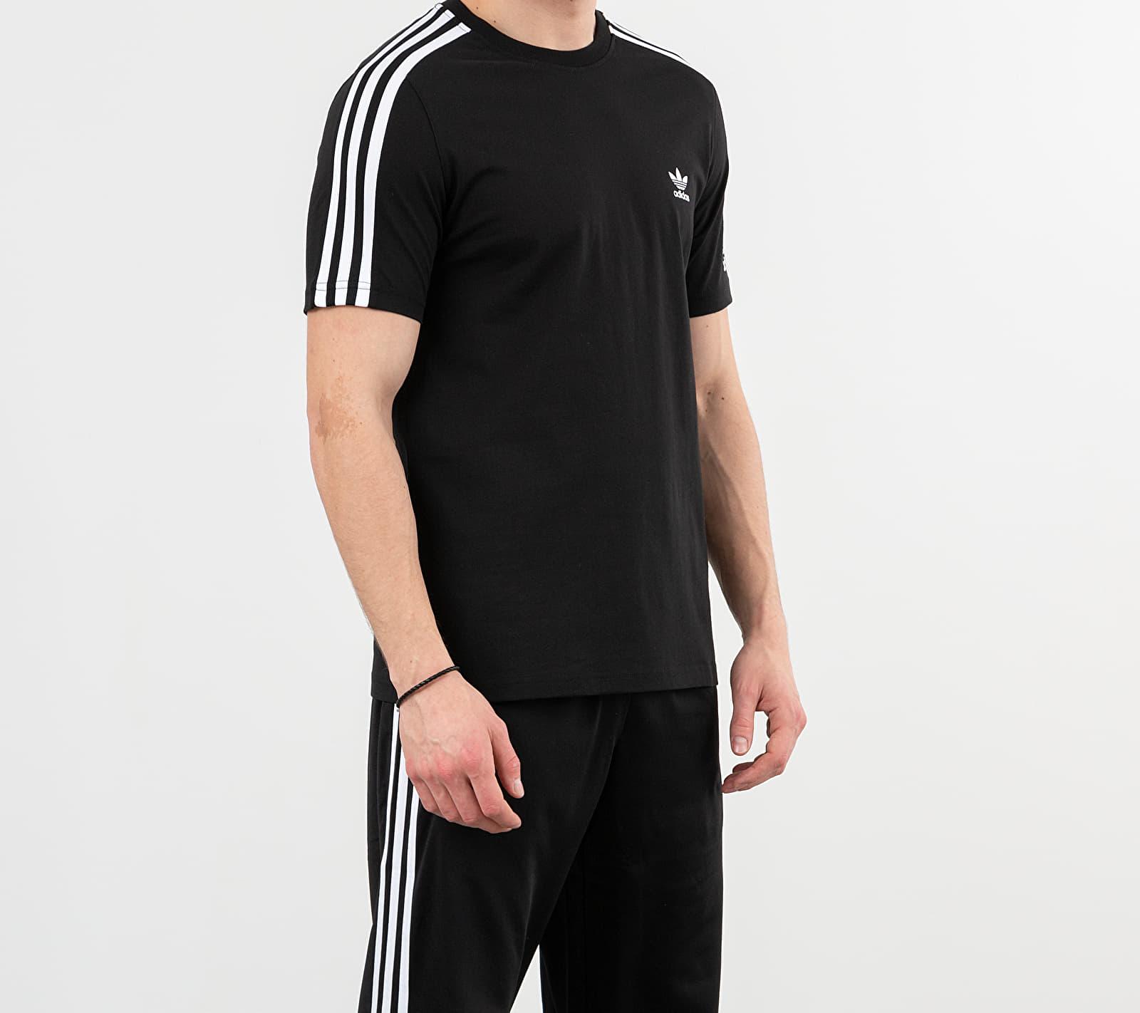 adidas Tech Tee Black L