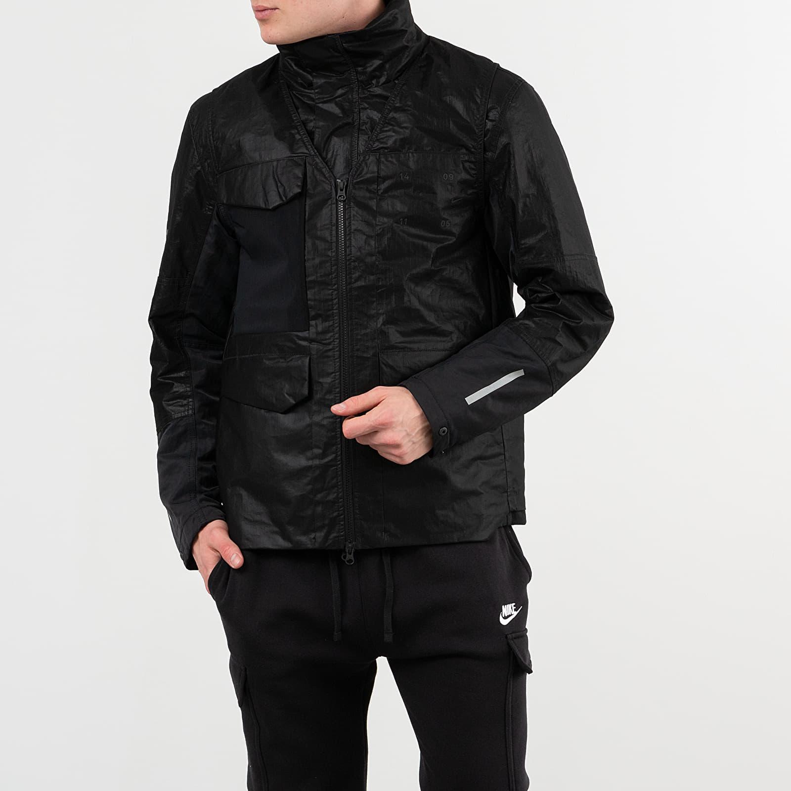 Jacken Nike Sportswear Tech Pack Syn Fill 3N1 Jacket Black/ Reflective Silver