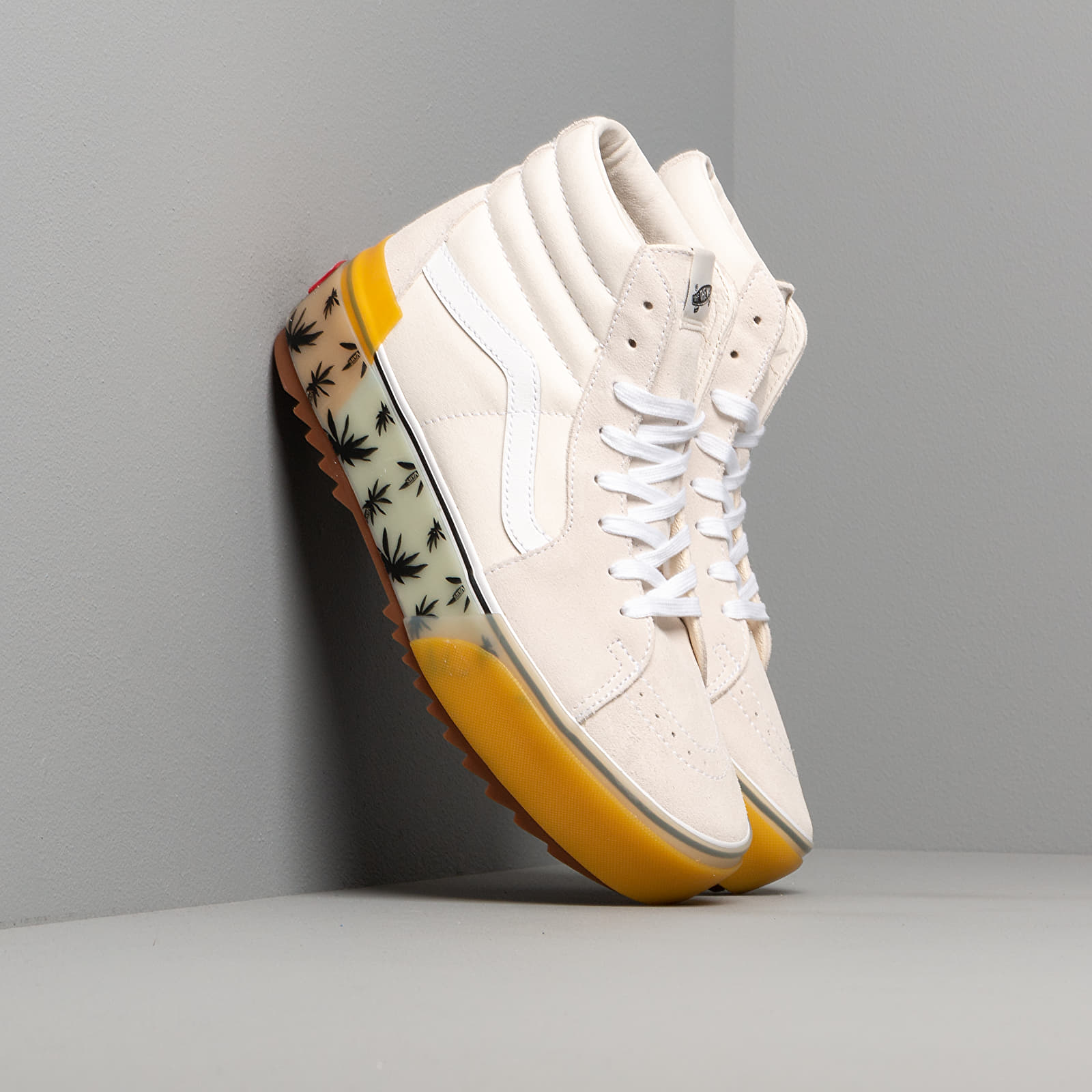 Vans Sk8-Hi Stacked LX (Suede/ Canvas)