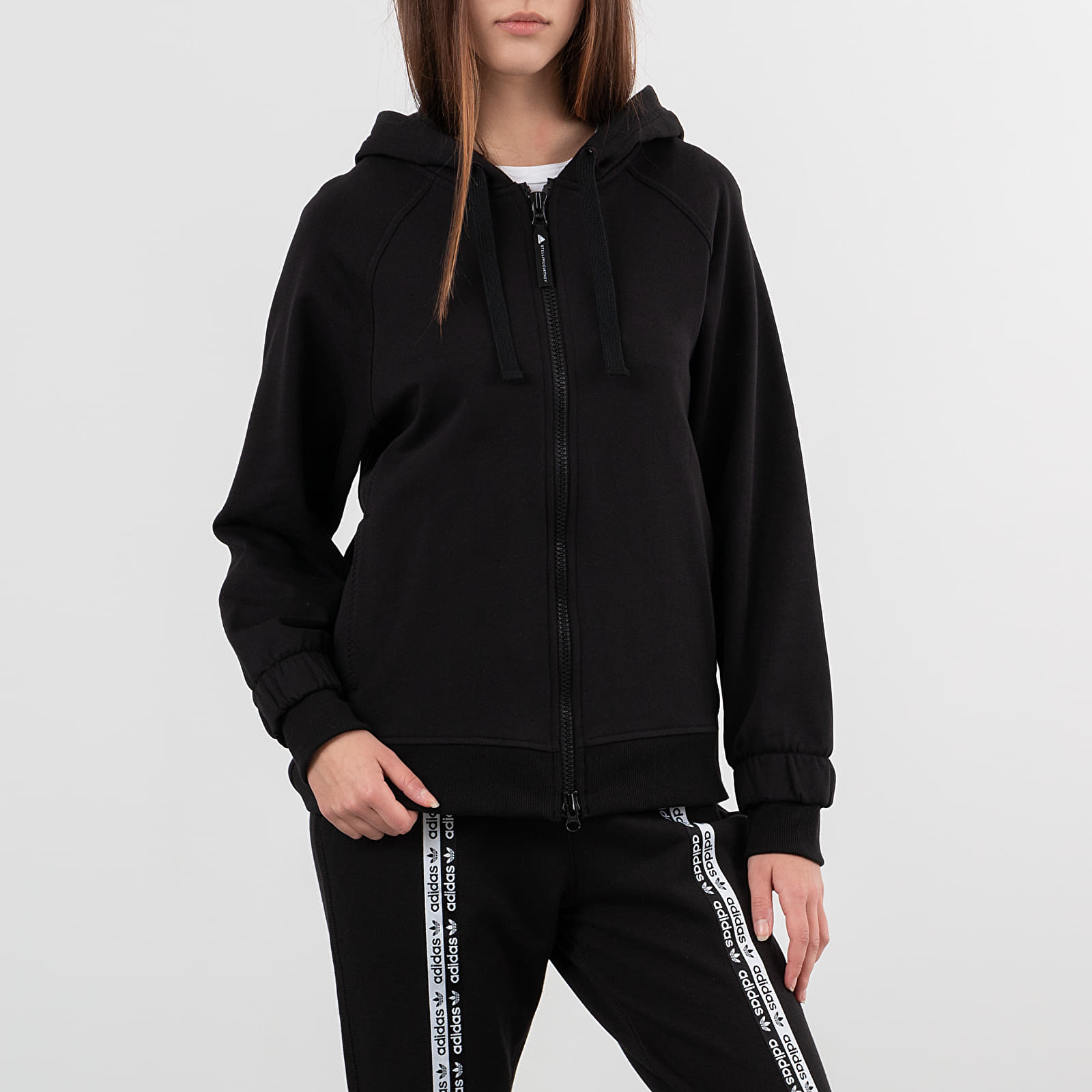 Sweatshirts adidas x Stella McCartney Essential Hoodie Black