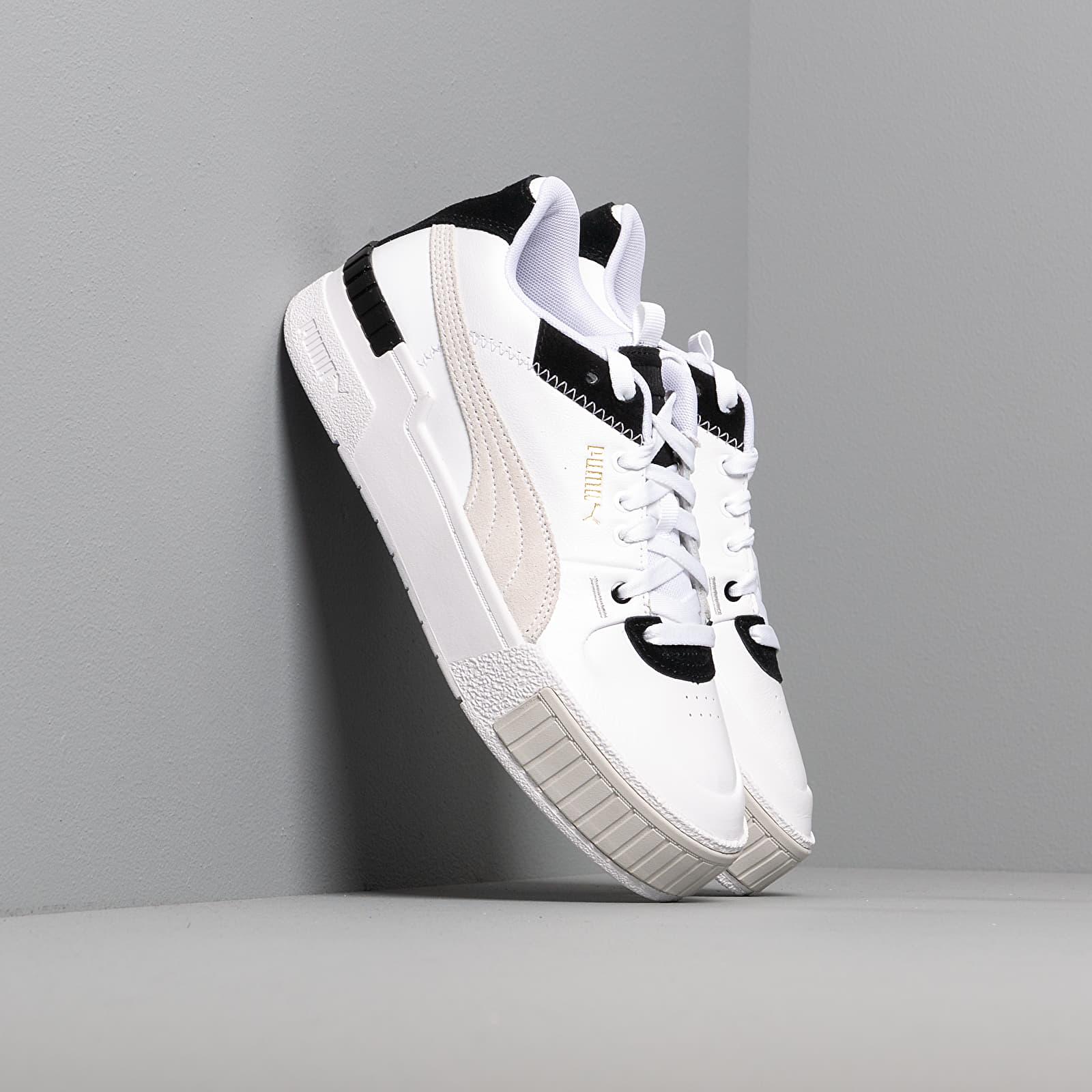 Dámské tenisky a boty Puma Cali Sport Mix Wn s Puma White-Puma Black
