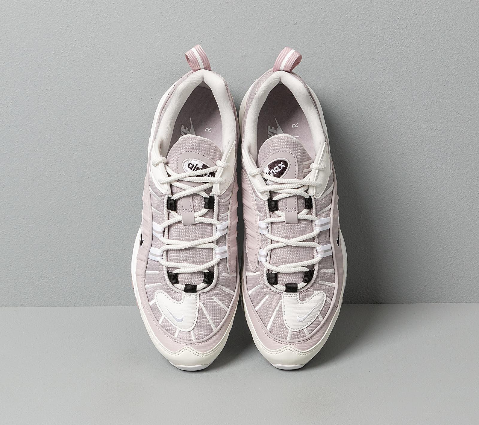 Nike W Air Max 98 Silver Lilac/ Black-Platinum Violet, Purple