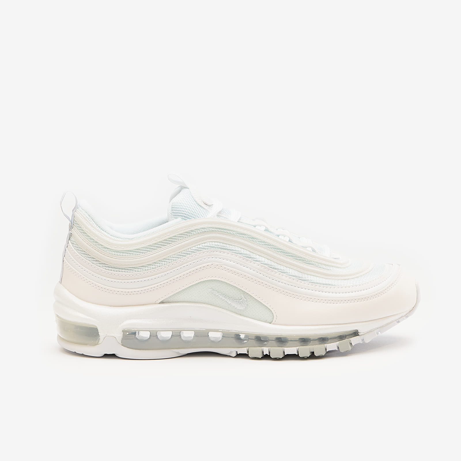 Γυναικεία παπούτσια Nike W Air Max 97 White/ White-Pure Platinum