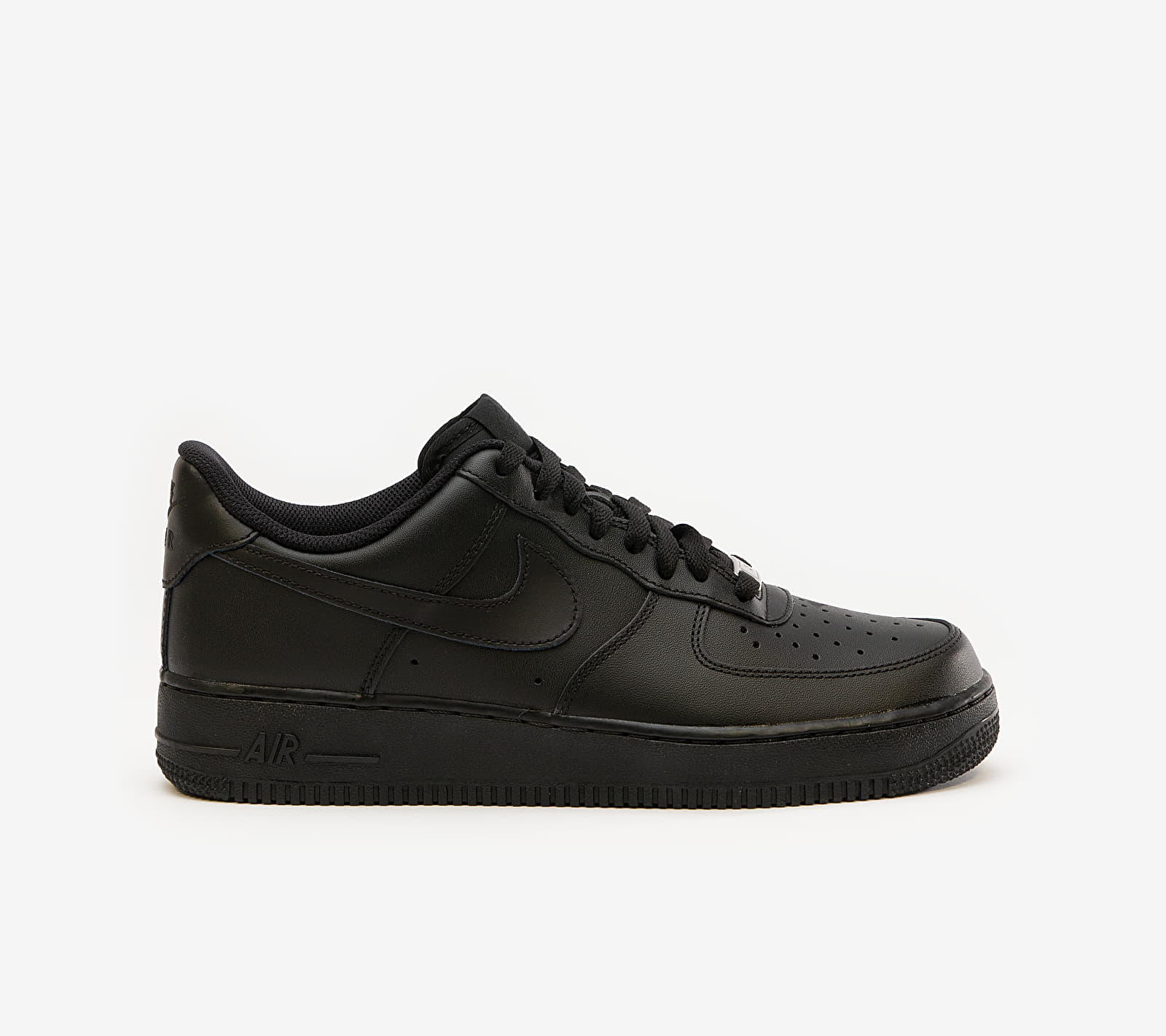 Nike Air Force 1 '07 Black/ Black EUR 45