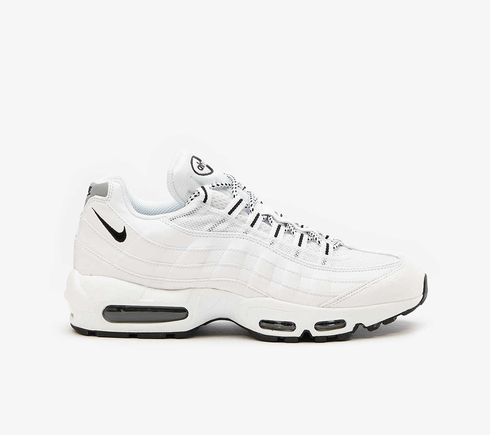 Nike Air Max '95 White/ Black-Black EUR 41