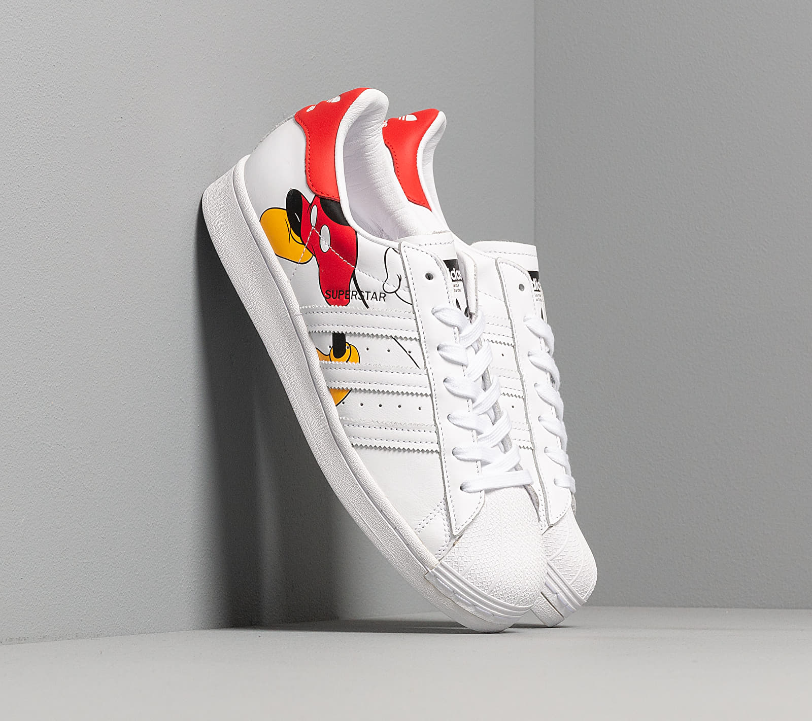 adidas Superstar Ftwr White/ Ftwr White/ Core Black EUR 47 1/3