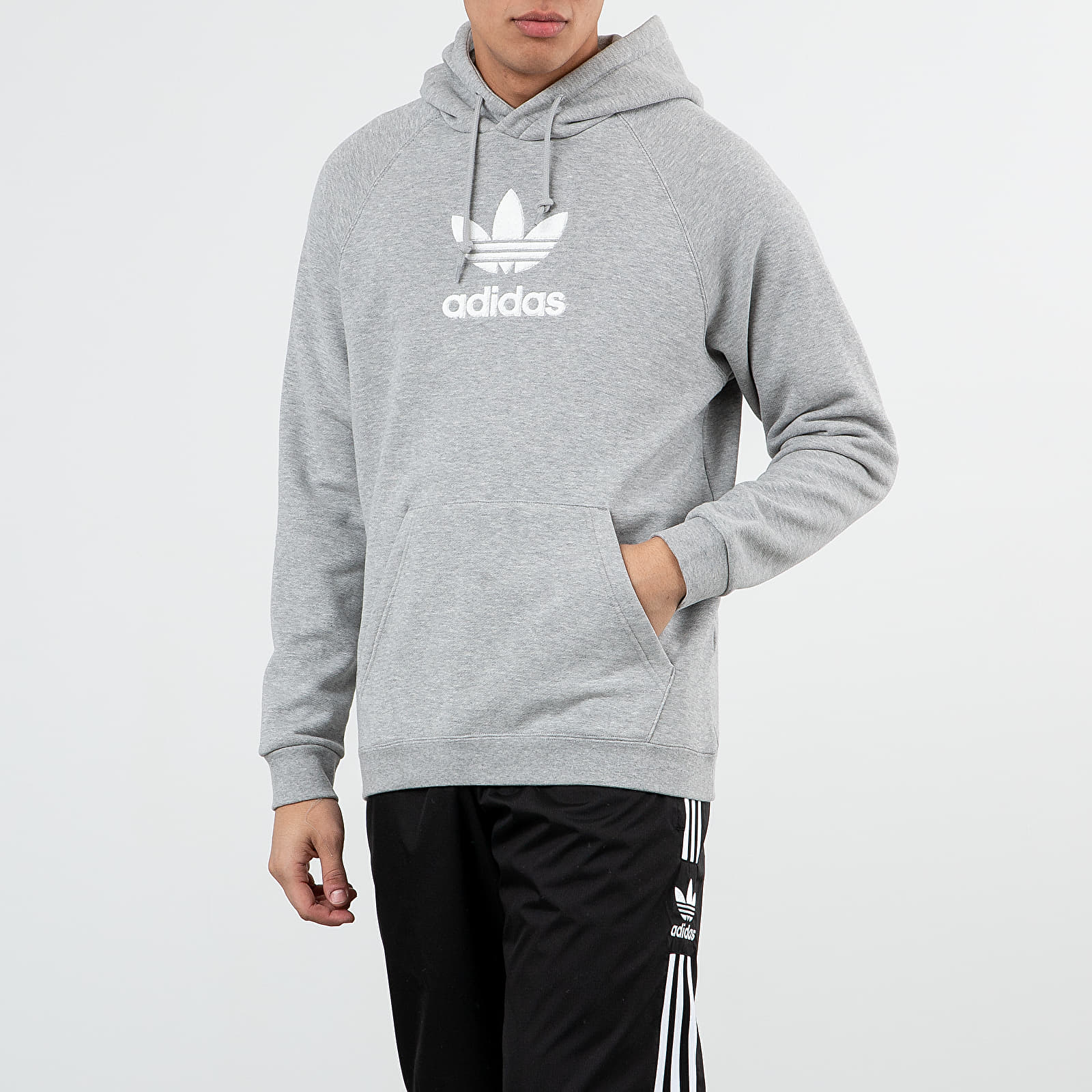 Sweatshirts adidas Adicolor Premium Hoodie Medium Grey Heather