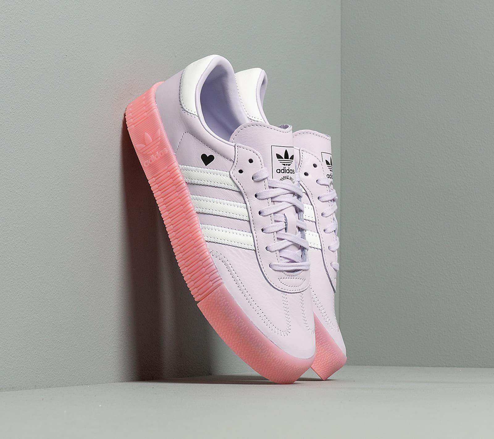 adidas Sambarose W Purple Tint/ Ftw White/ Glow Pink EUR 41 1/3
