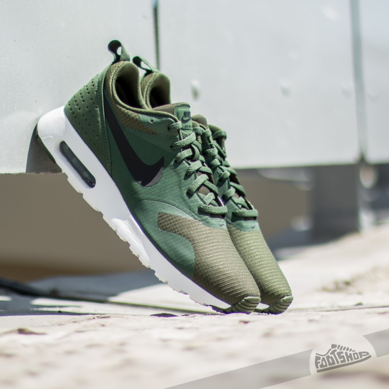 fb7c94be16 Nike Air Max Tavas Carbon Green/ Black- Black- White | Footshop
