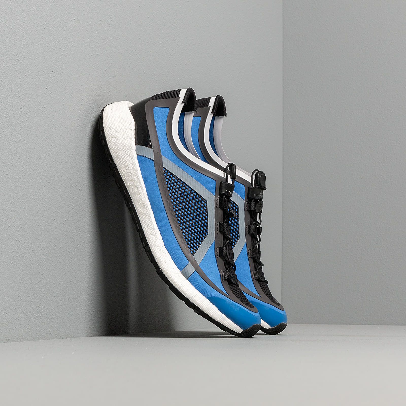 Chaussures et baskets femme adidas x Stella McCartney Pulseboost HD Blue Royal/ Utility Black/ Ftw White