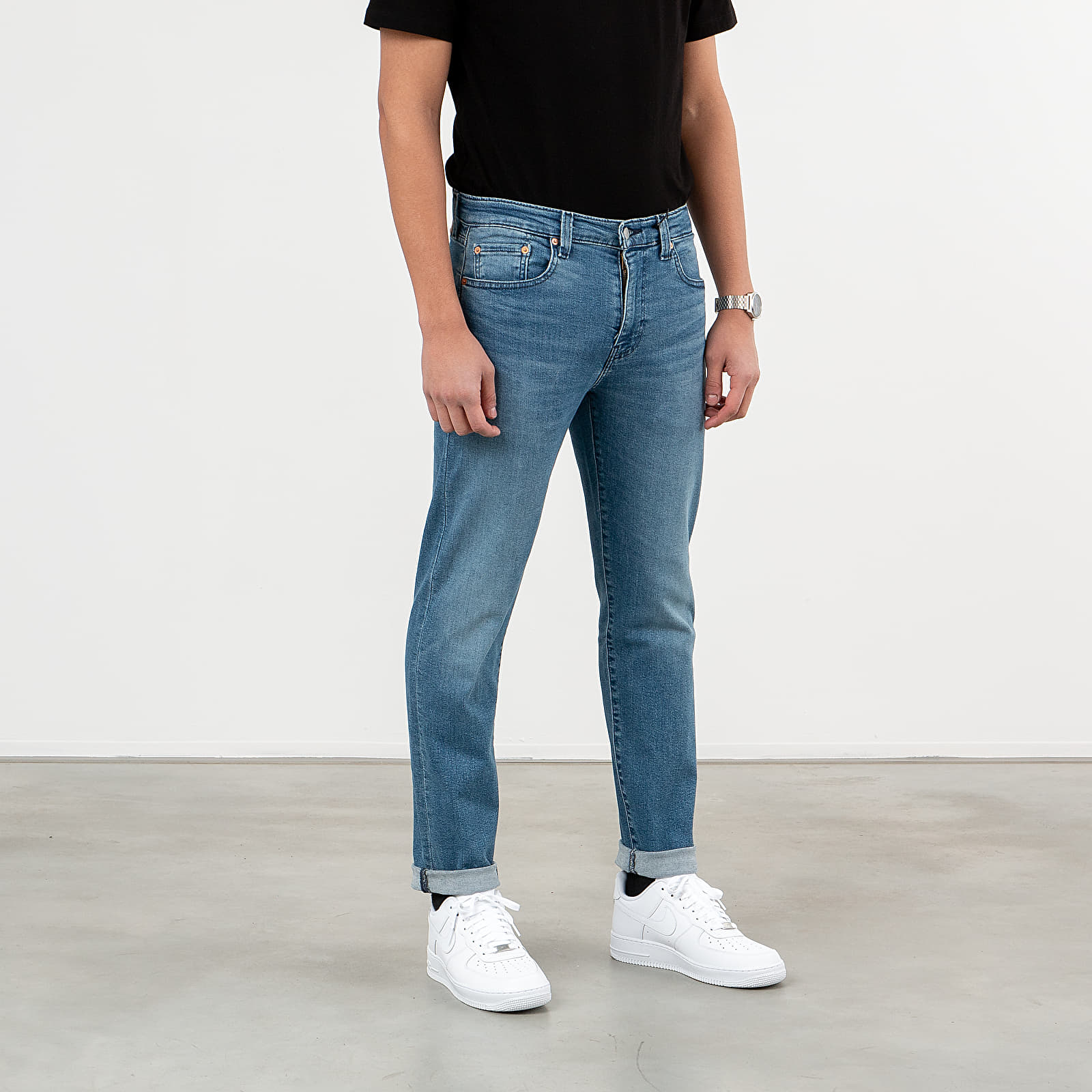Pants and jeans Levi's® 502™ Regular Taper Jeans Cedar Light
