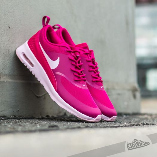 meet hot sale online 100% quality Nike Wmns Air Max Thea Sport Fuchsia/Prism Pink