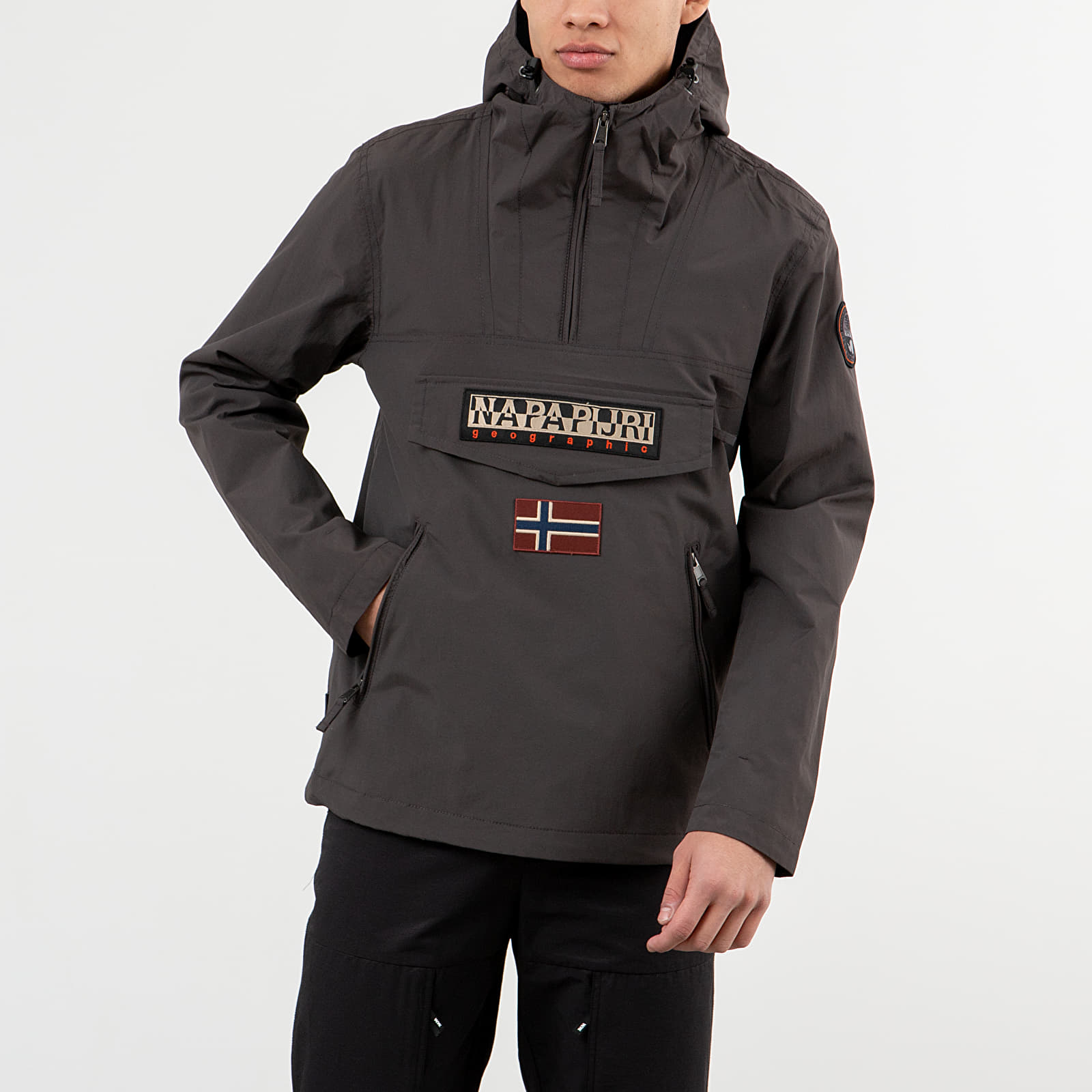 Jackets NAPAPIJRI Rainforest Pocket Jacket Volcano