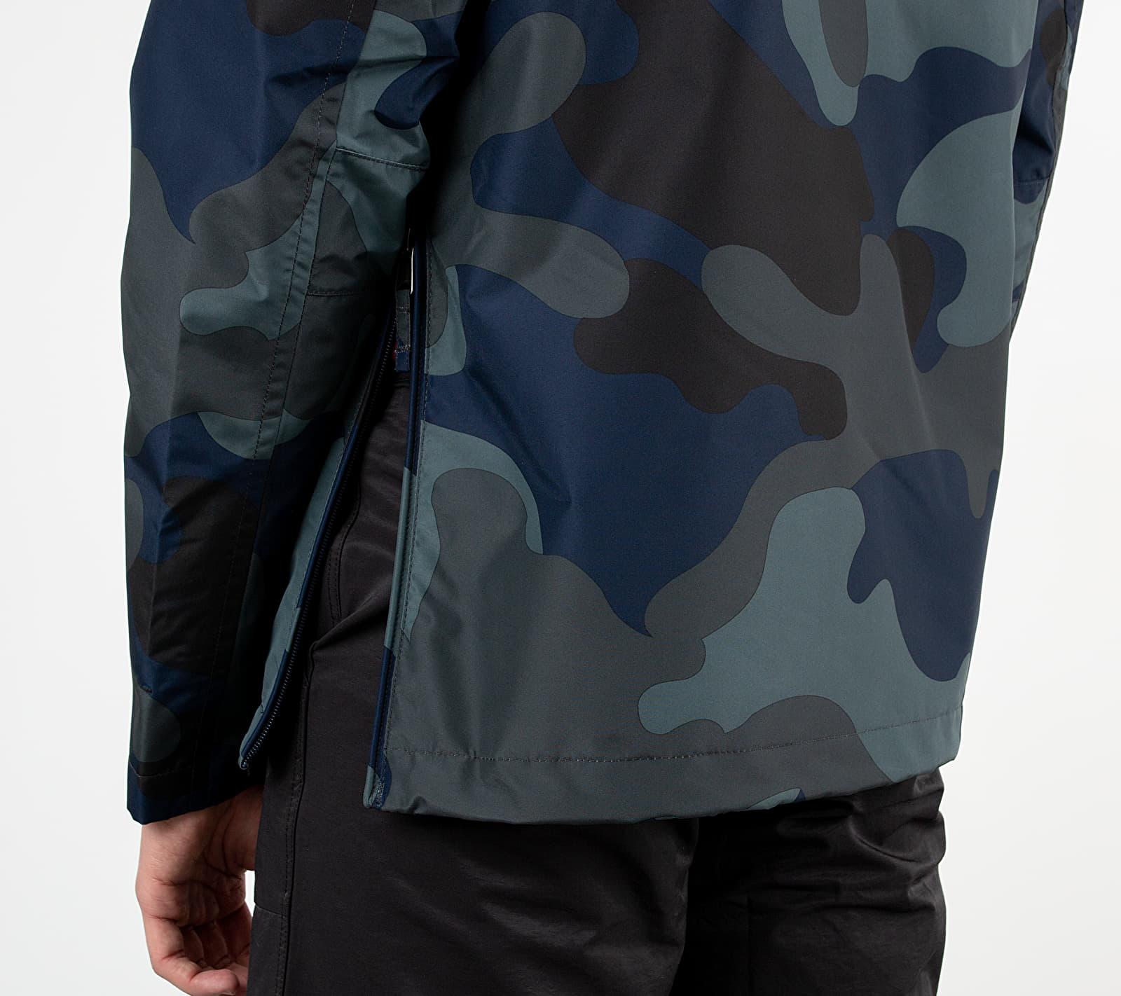 NAPAPIJRI Rainforest S Print Jacket Black Camo