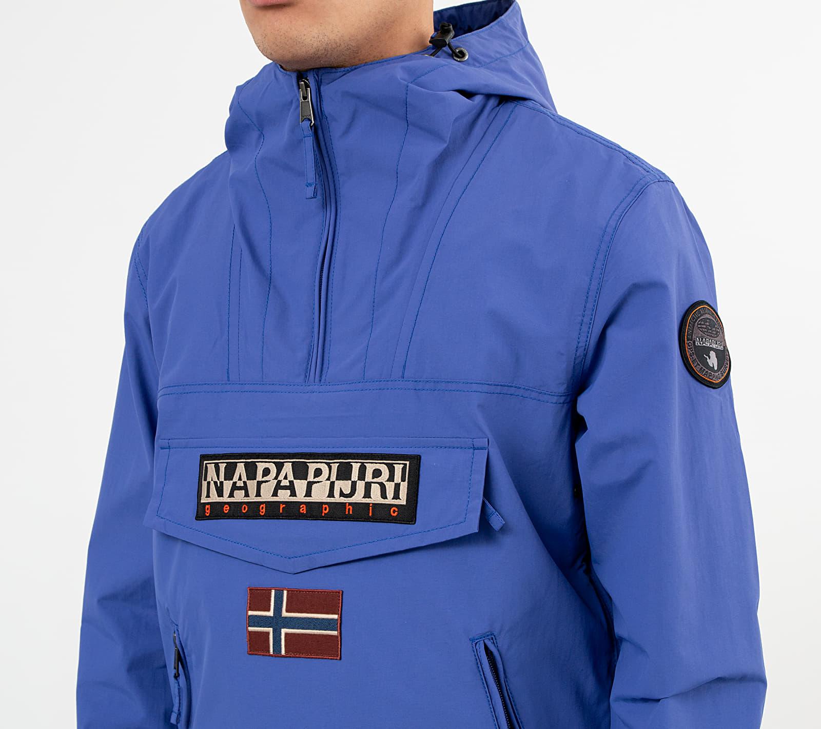 NAPAPIJRI Rainforest Jacket Ultramarine, Blue