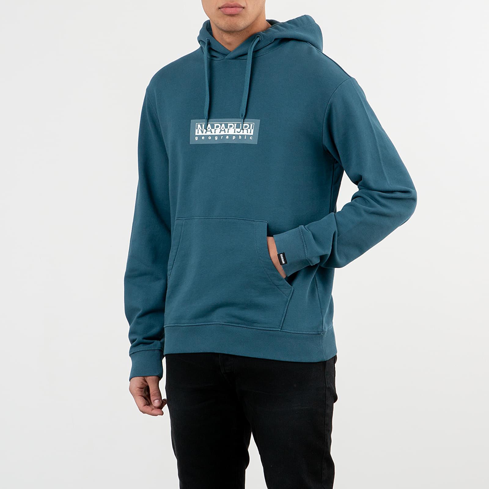 Sweatshirts NAPAPIJRI Hoodie Mallard Blue