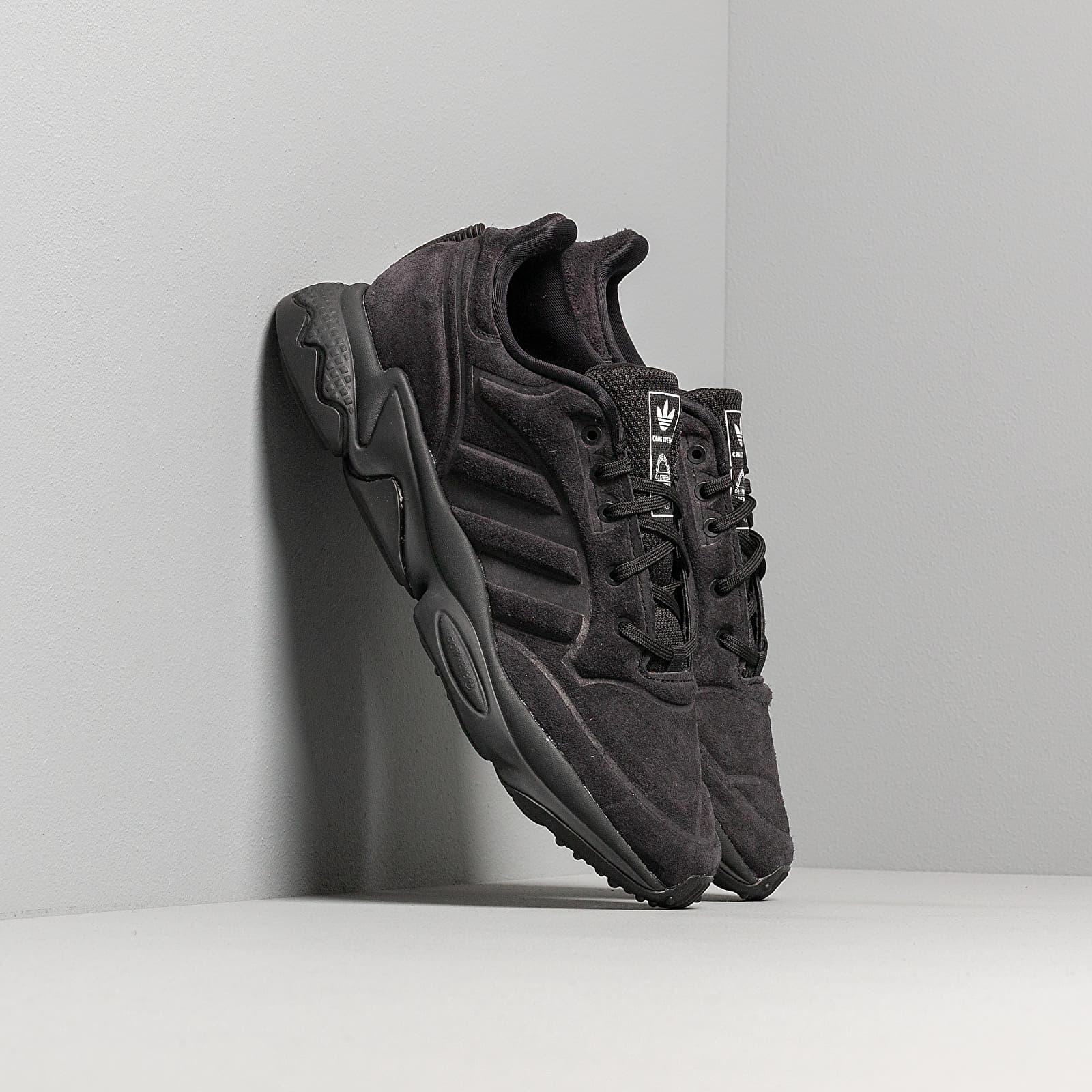 Nízké tenisky a boty adidas x Craig Green Kontuur II Core Black/ Core Black/ Core Black