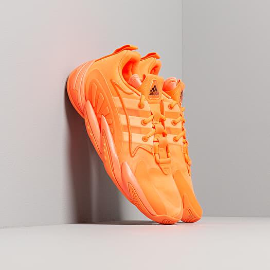 adidas Crazy BYW X 2.0Solar Orange Core Black Solar Orange