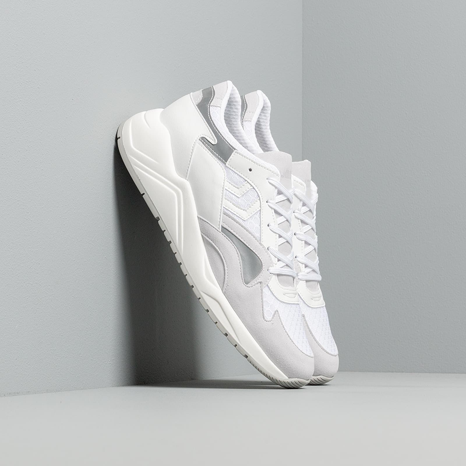 Chaussures et baskets homme Hummel Edmonton Premium White