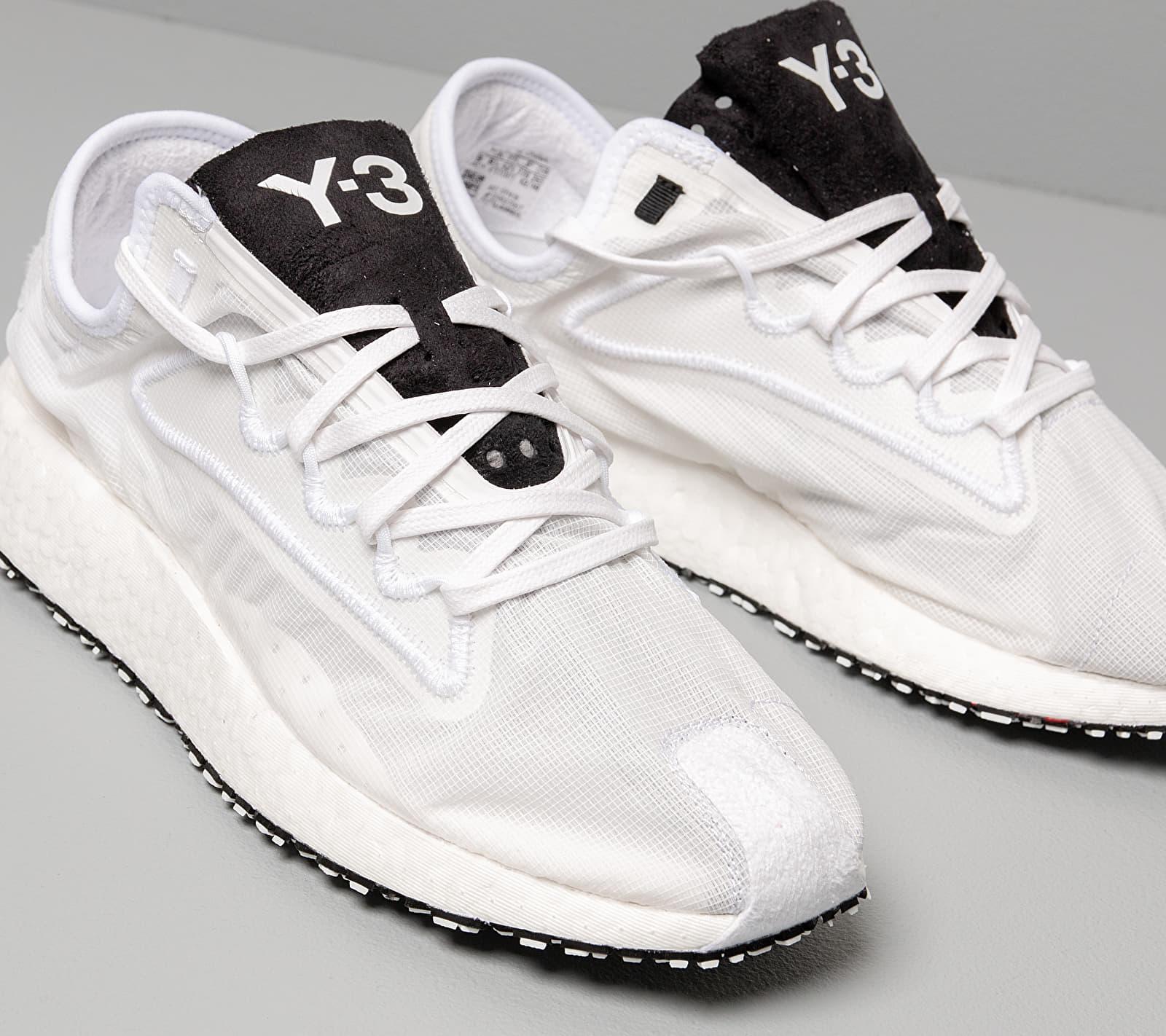 Y-3 Raito Racer Ftwr White/ Black/ Ftwr White