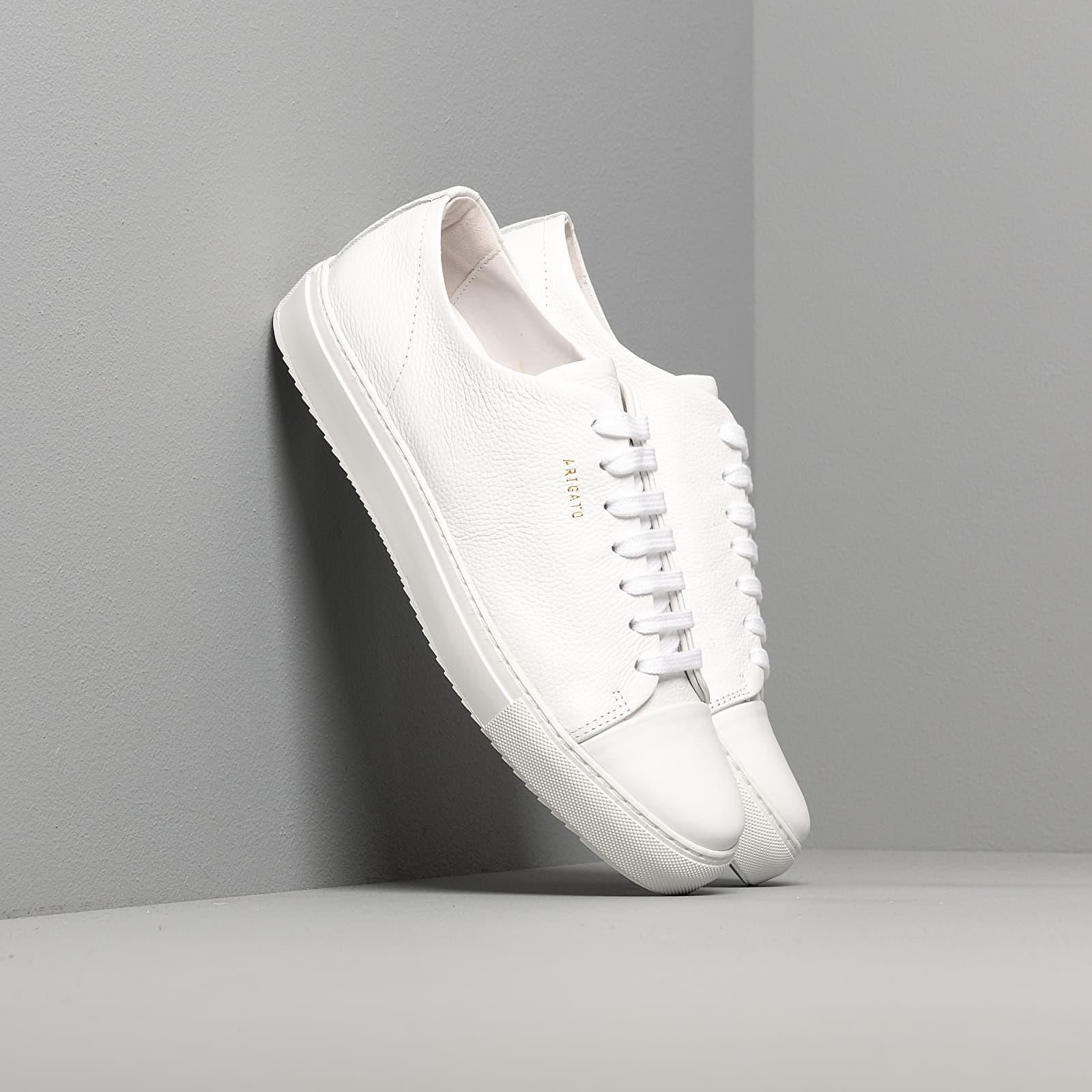 Men's shoes Axel Arigato Cap-toe White