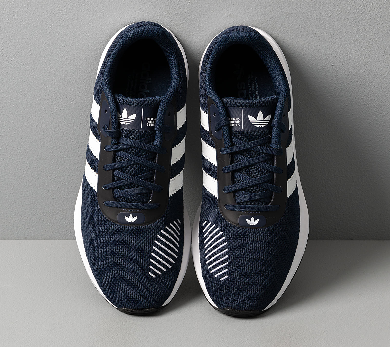 adidas Swift Run Rf Collegiate Navy/ Ftw White/ Core Black, Blue