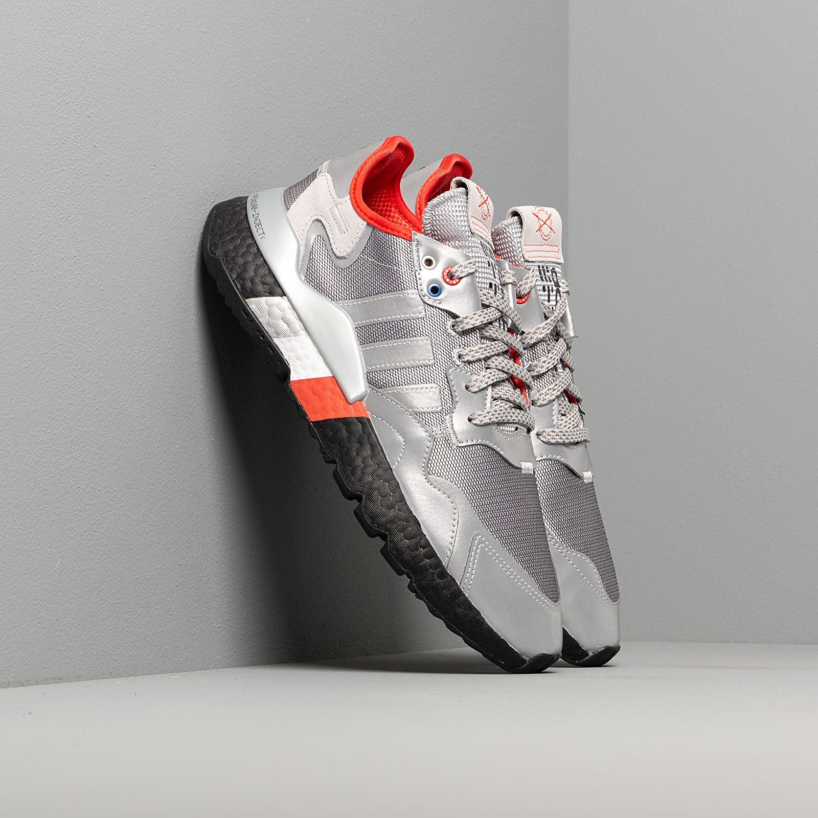 Männer adidas Nite Jogger Silver Metalic/ Silver Metalic/ Core Black