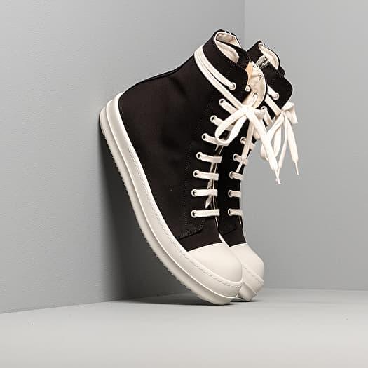 Men's shoes Rick Owens DRKSHDW Sneaks Black