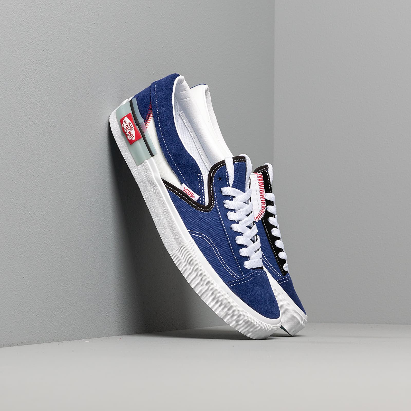 Men's shoes Vans Slip-On Cap Blueprint/ Bit Of Blue