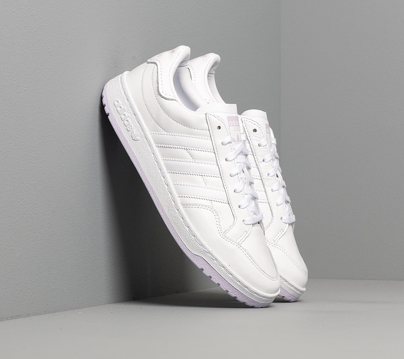 adidas Team Court W Ftw White/ Ftw White/ Purple Tint EUR 40 2/3