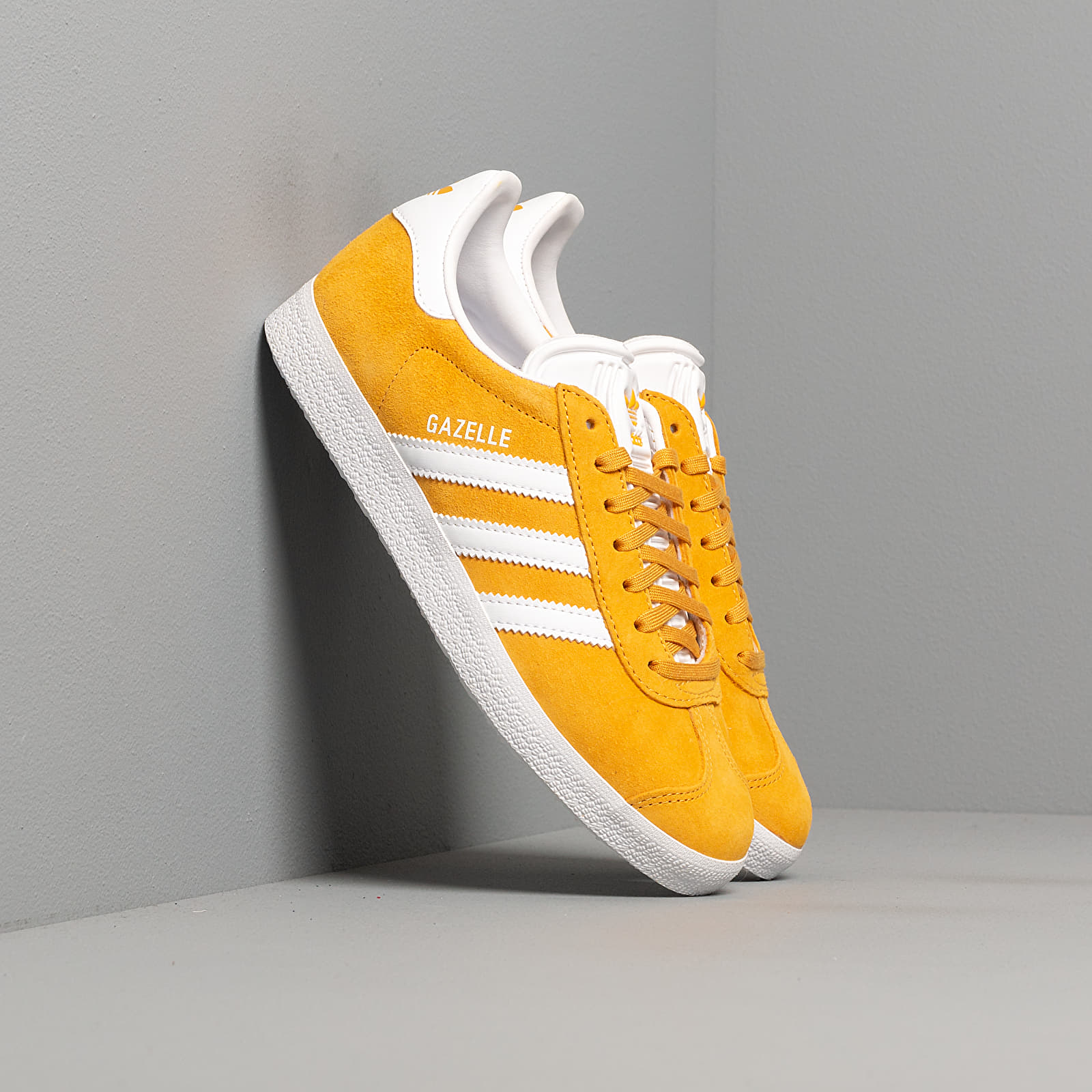 Chaussures et baskets homme adidas Gazelle Active Gold/ Ftw White/ Ftw White