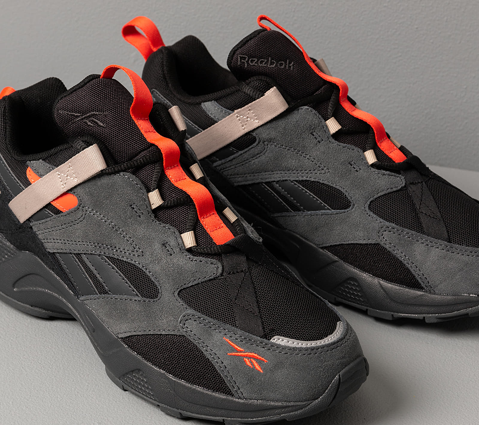 Reebok Aztrek 96 Adventure Black/ True Grey 8/ Modern Beige