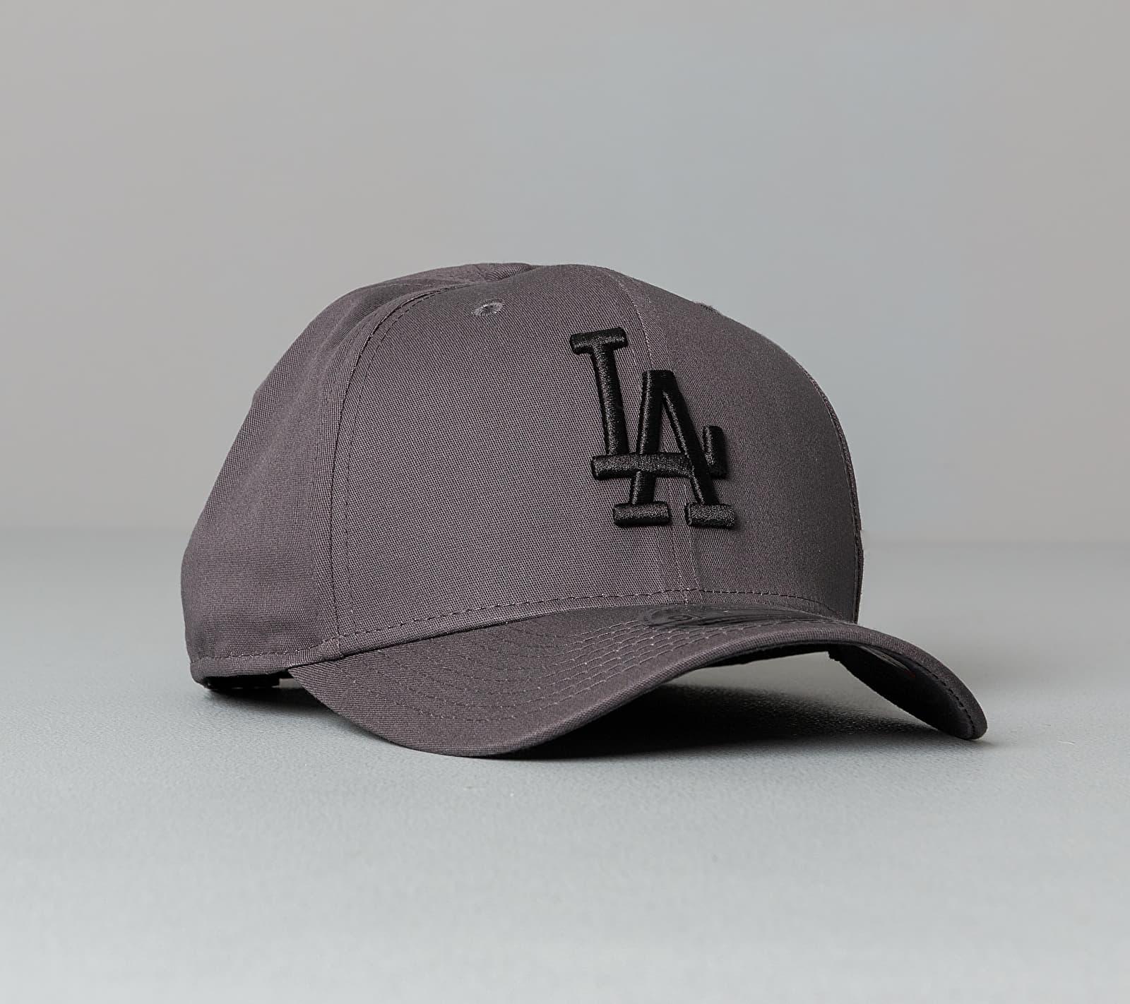 New Era 9Fifty MLB Essential Los Angeles Dodgers Cap Grey S-M