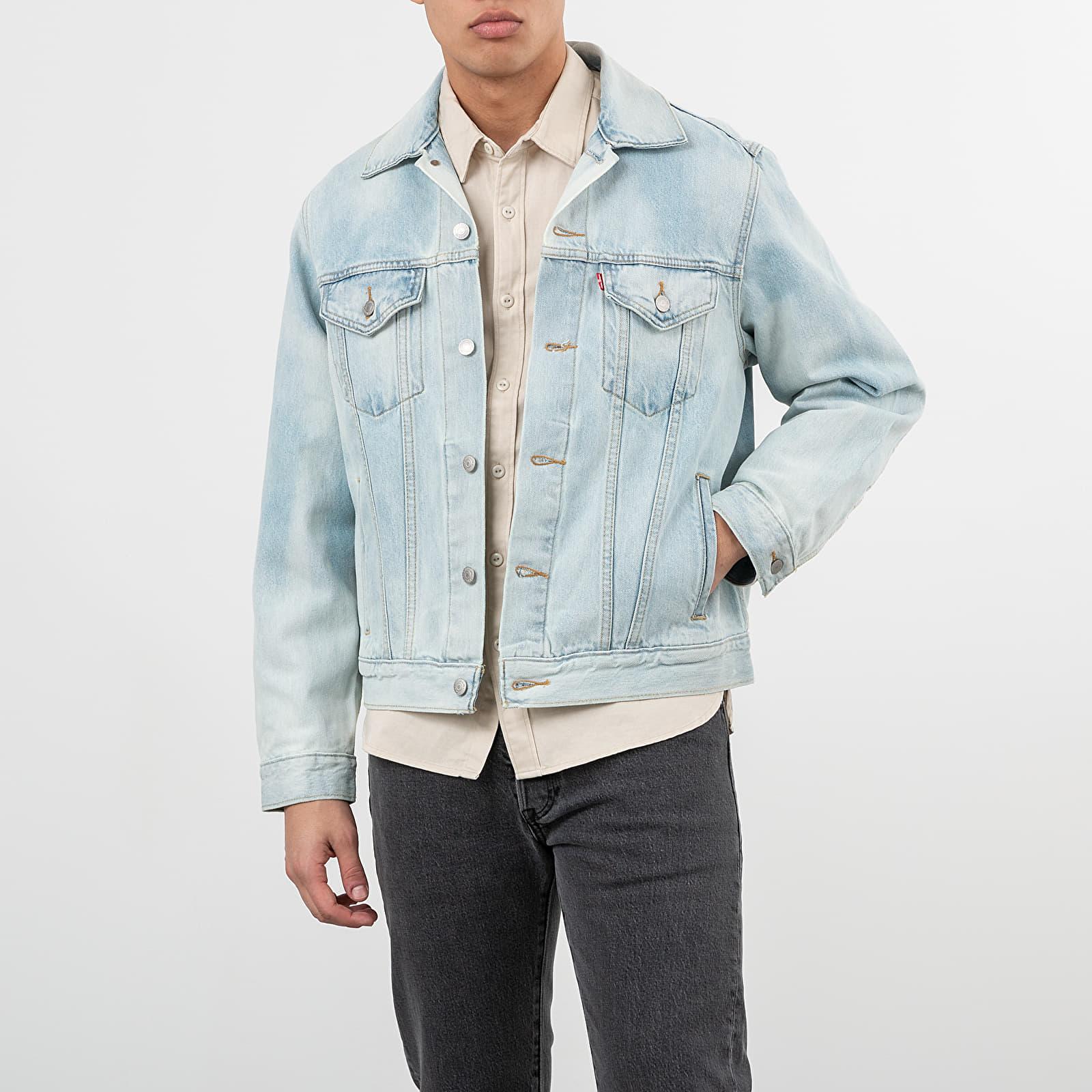 Jackets Levi's® Denim Vintage Fit Trucker Jacket Blue