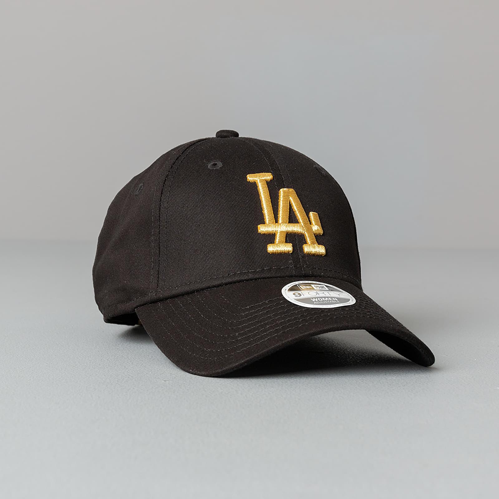 New Era 9Forty MLB Metallic Los Angeles Dodgers Cap