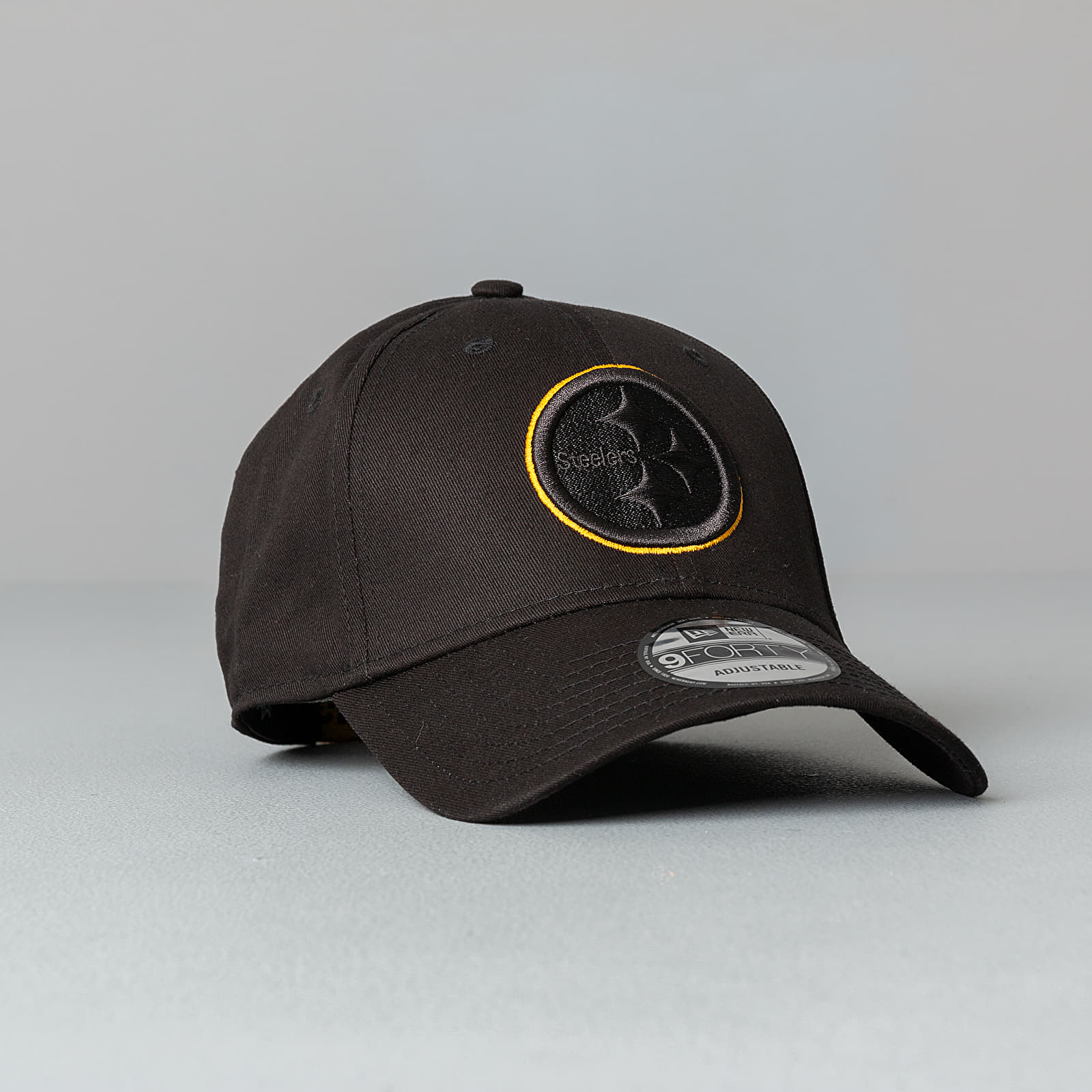 New Era 9Forty NFL Logo Outline Pittsburgh Steelers Cap
