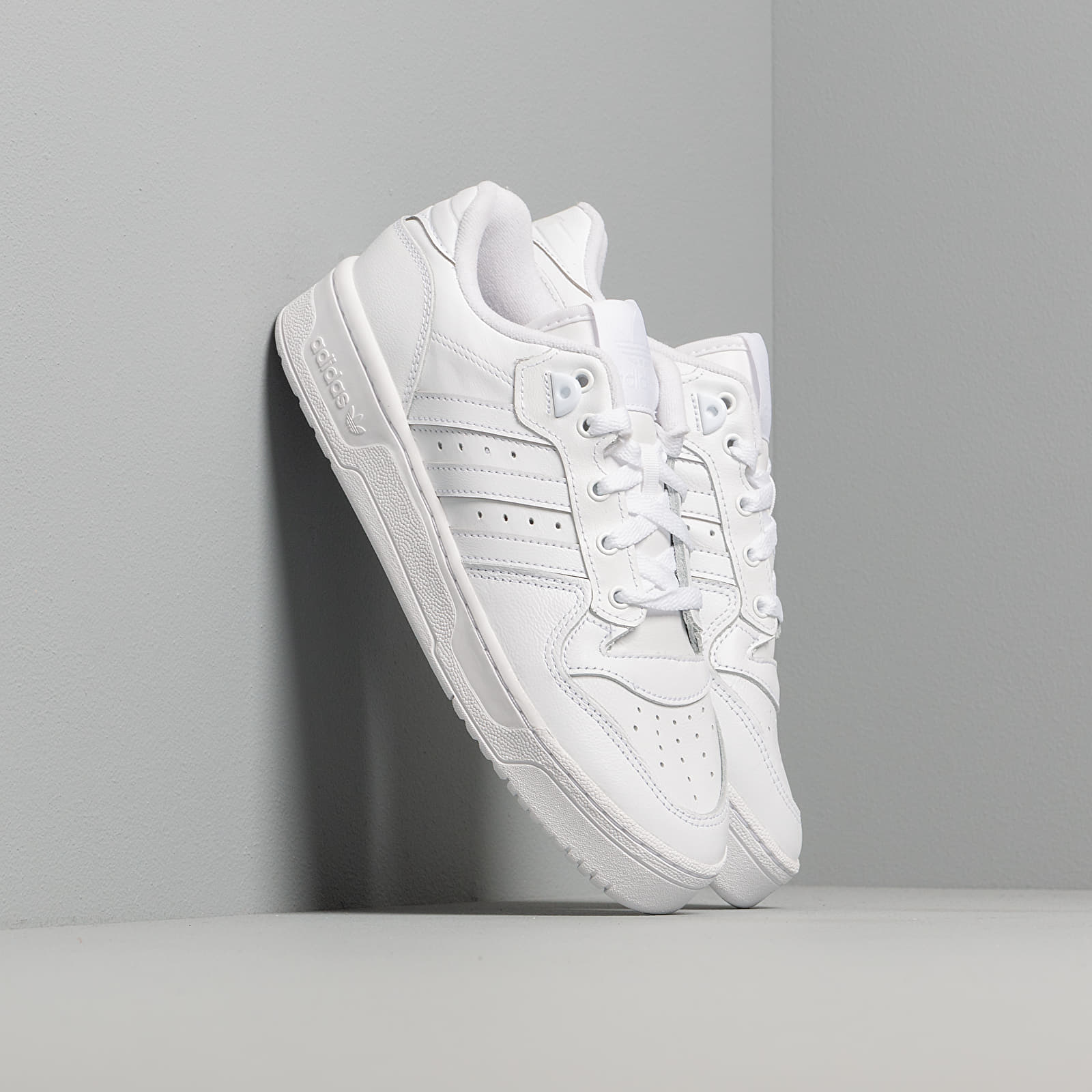 Frauen adidas Rivalry Low W Ftw White/ Ftw White/ Core Black