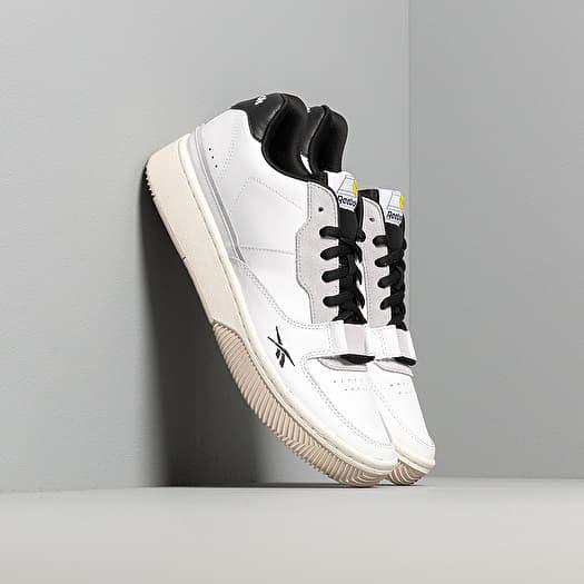 Reebok Dual Court Black White Cold Grey 2