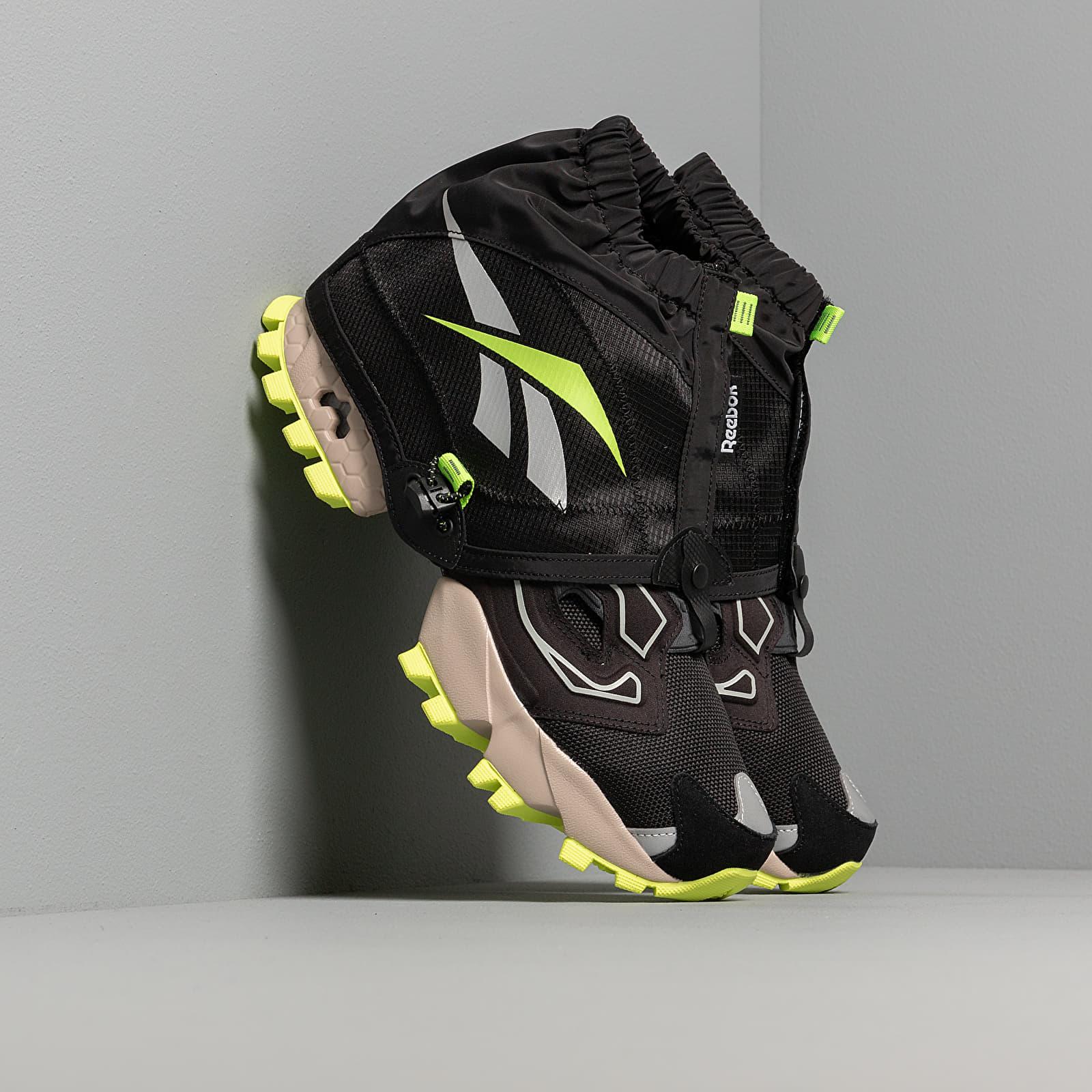 Tomar medicina Inyección Centralizar  Men's shoes Reebok Instapump Fury Trail Shroud Black/ True Grey 8/ Modern  Beige | Footshop