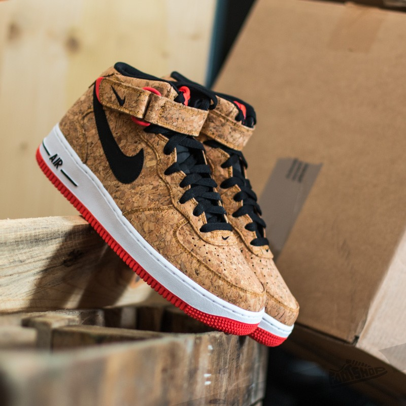 low priced 1f6ce accdf Nike Air Force 1 Mid ´07. Cork ...