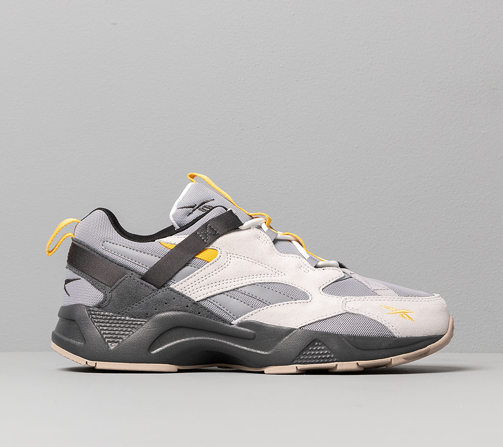 Reebok Aztrek 96 Adventure Porcelain/ Cool Shadow/ True Grey 8, Gray