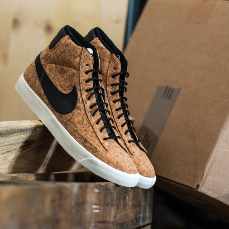 timeless design 43cfa 1b33f ... discount nike blazer mid cork natural black 883f2 e7b73