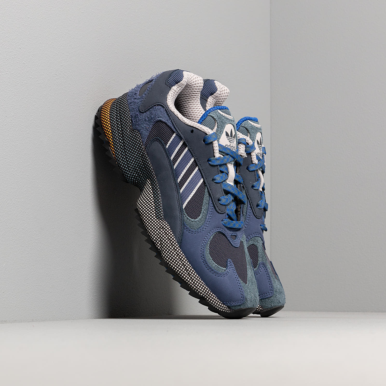 Männer adidas Yung-1 Legend Ink/ Tech Indigo/ Grey Two