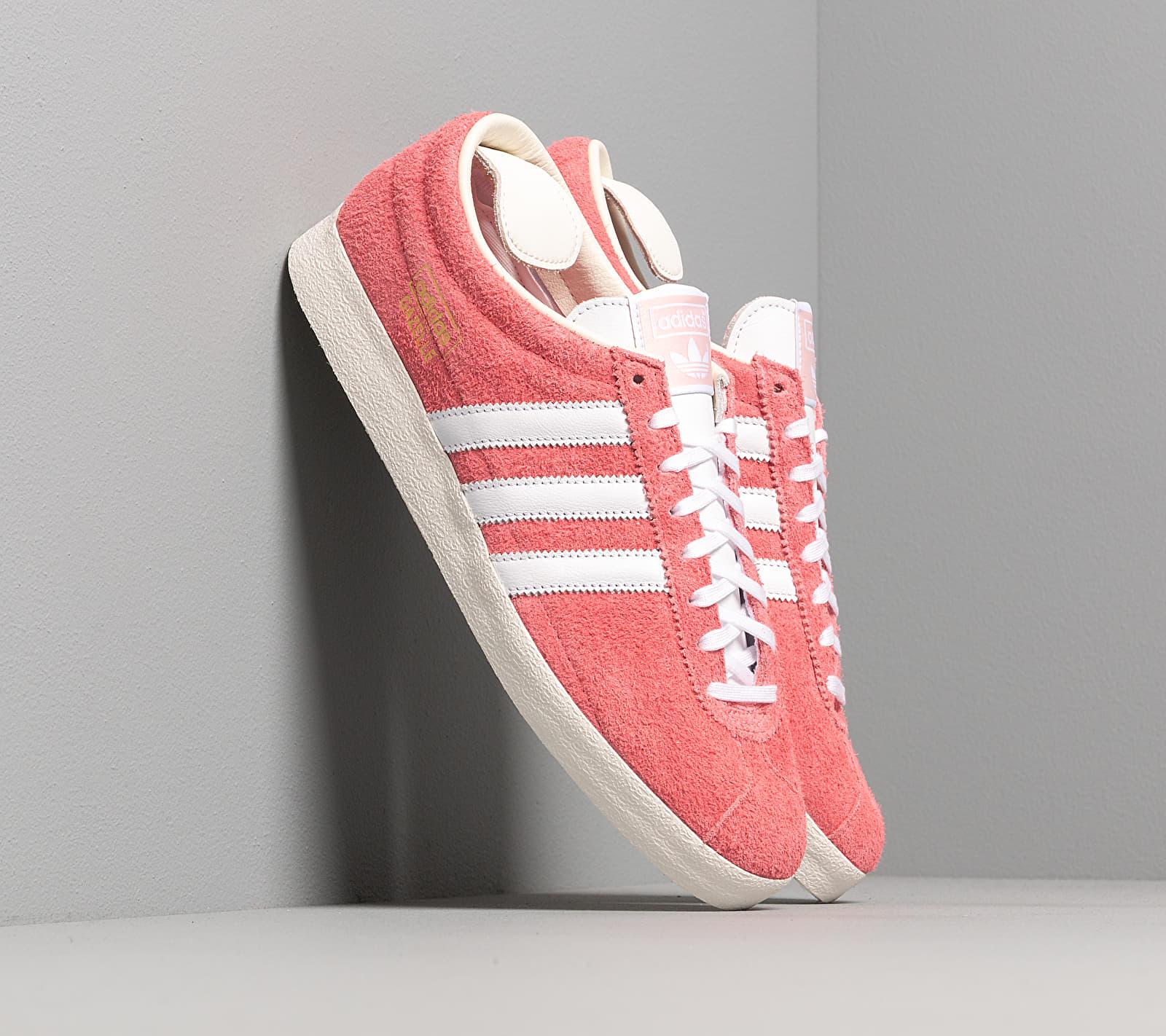 adidas Gazelle Vintage Real Pink/ Ftw White/ Off White EUR 46 2/3