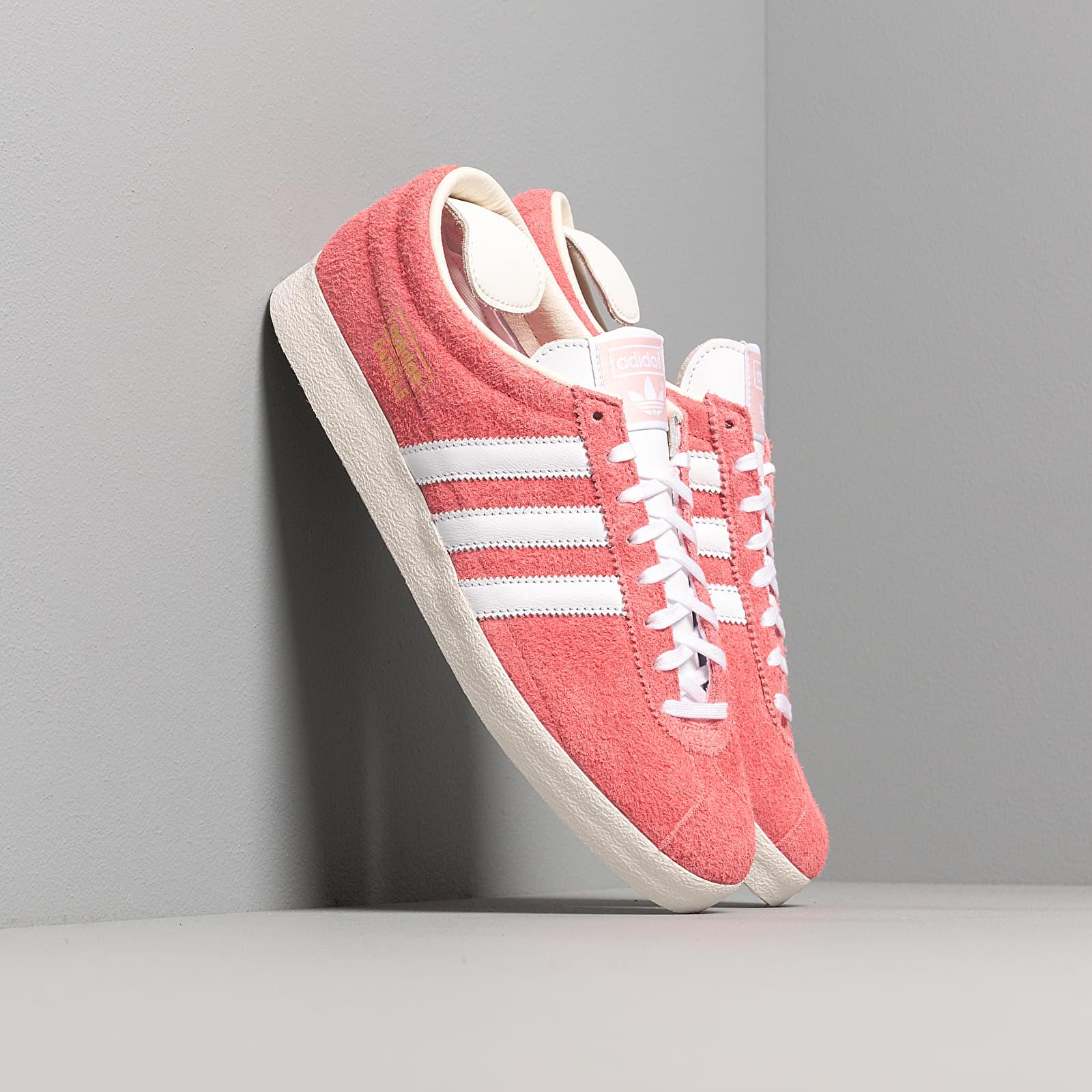 Men's shoes adidas Gazelle Vintage Real Pink/ Ftw White/ Off White