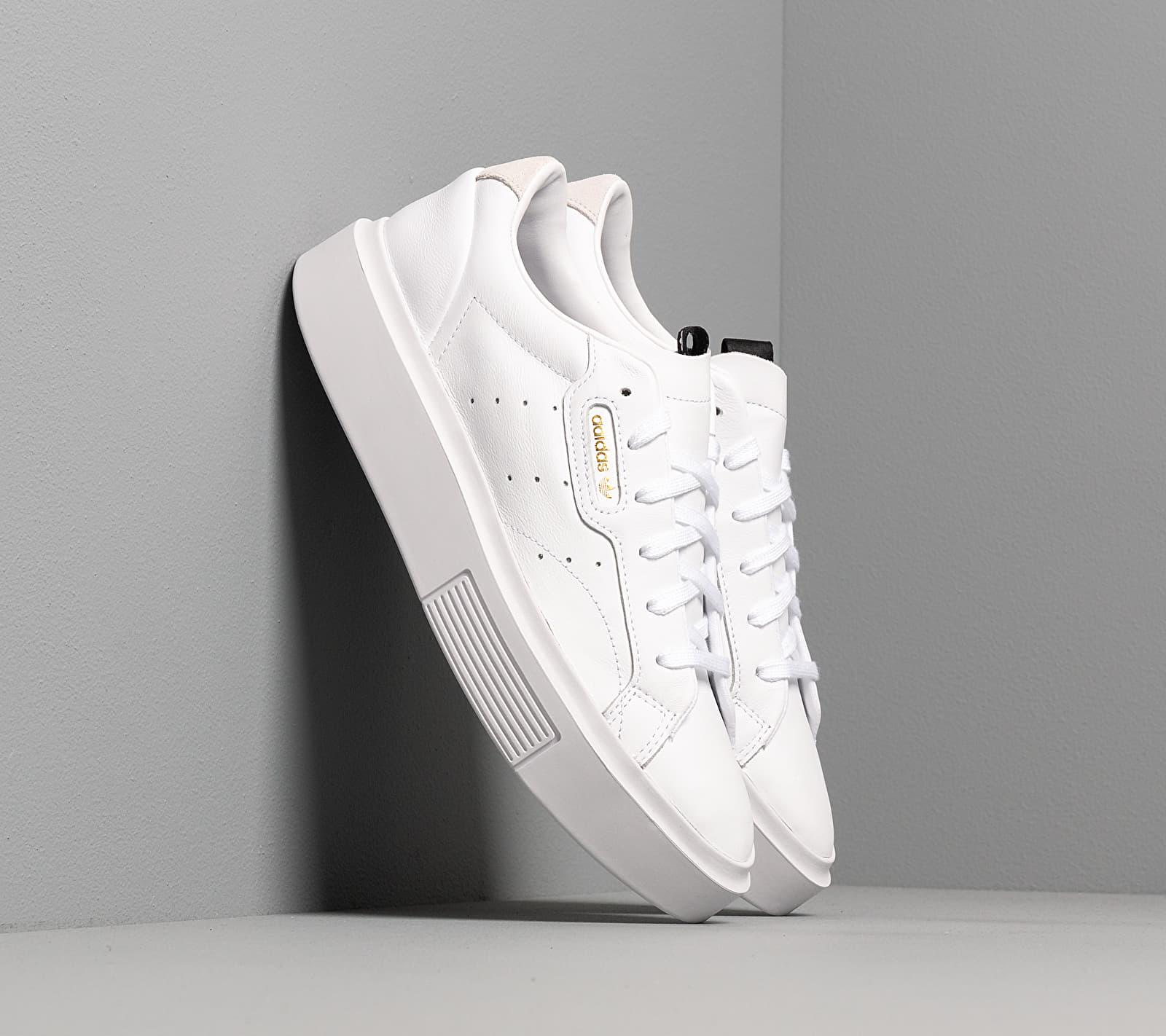 adidas Sleek Super W Ftw White/ Crystal White/ Core Black EUR 40